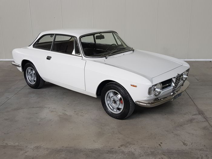 "Alfa Romeo - GT Junior ""Scalino"" - 1968 - NO RESERVE"