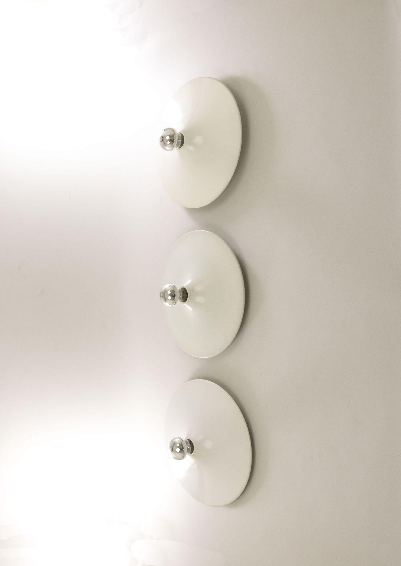 Ceiling or wall lamps by Gianluigi Gorgoni for Stilnovo, 1970s