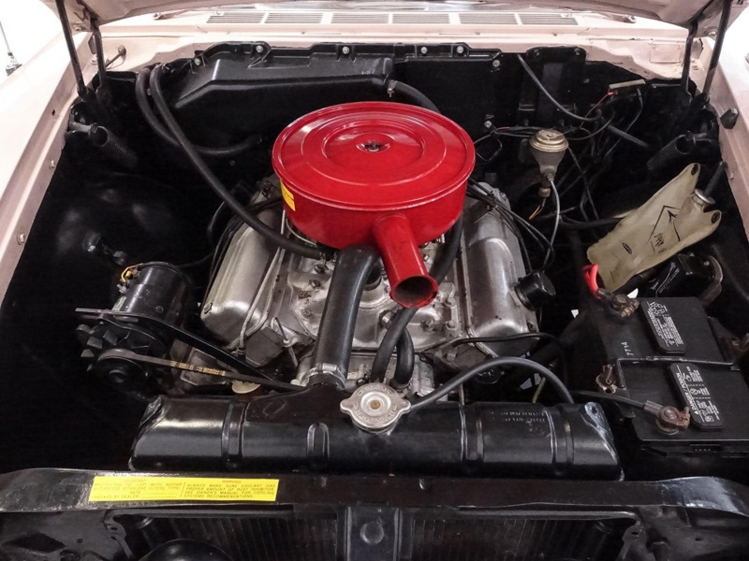 1960 Dodge Dart Phoenix 4-door Hardtop