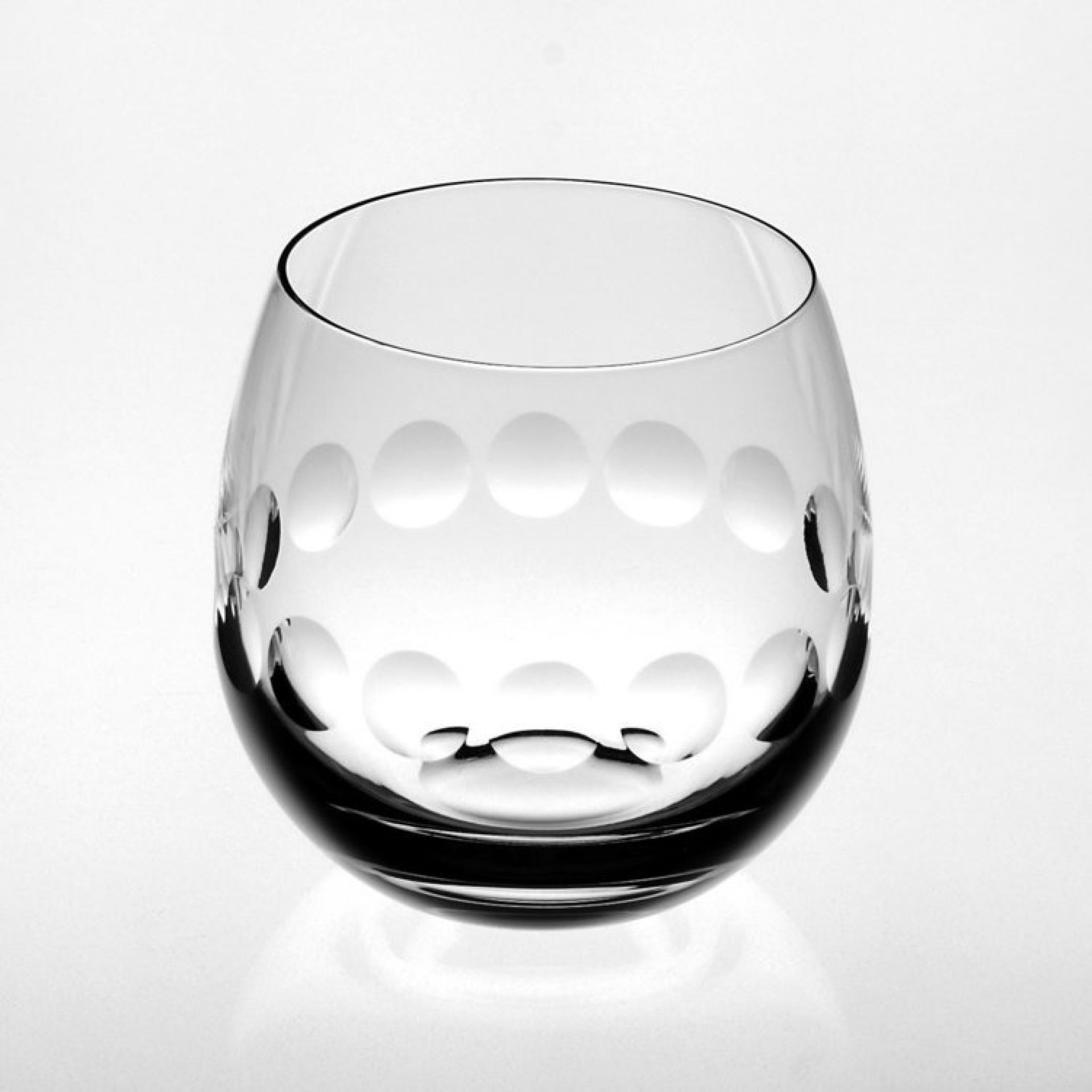 Hand Crafted Crystal Whisky | Water Tumbler