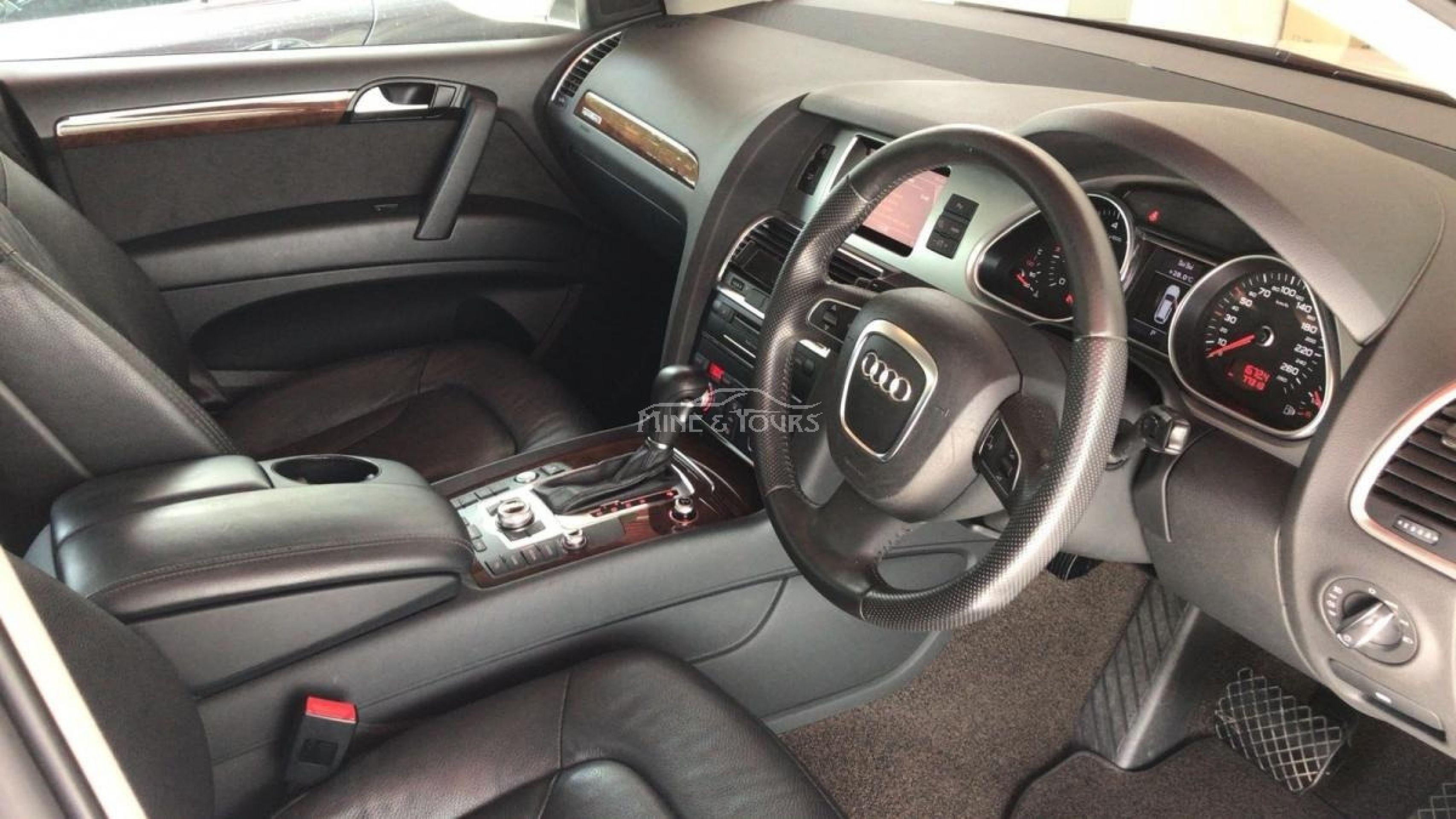 2010 Audi Q7 3.0 TDI Quattro