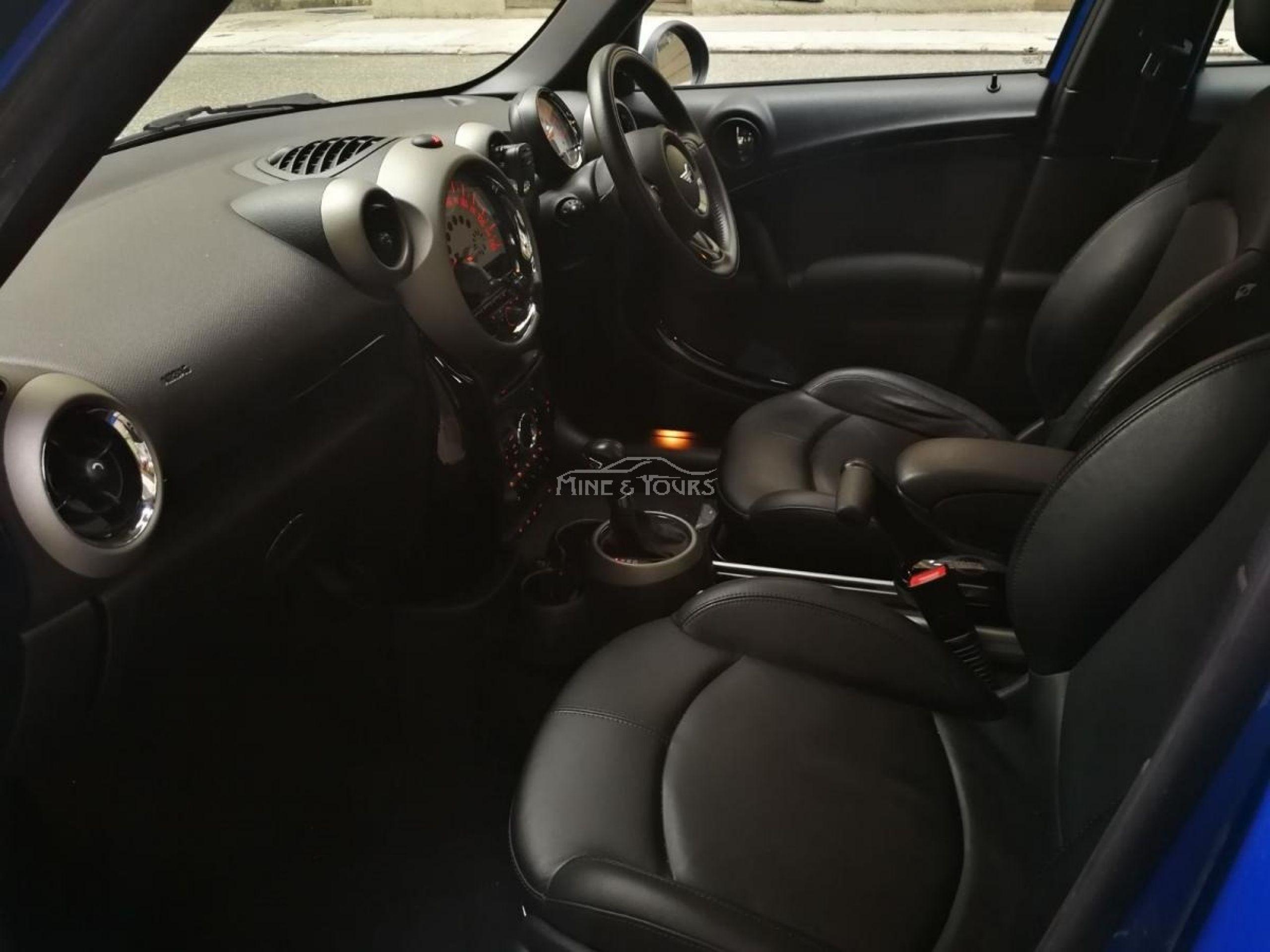 2011 Mini Cooper S Countryman