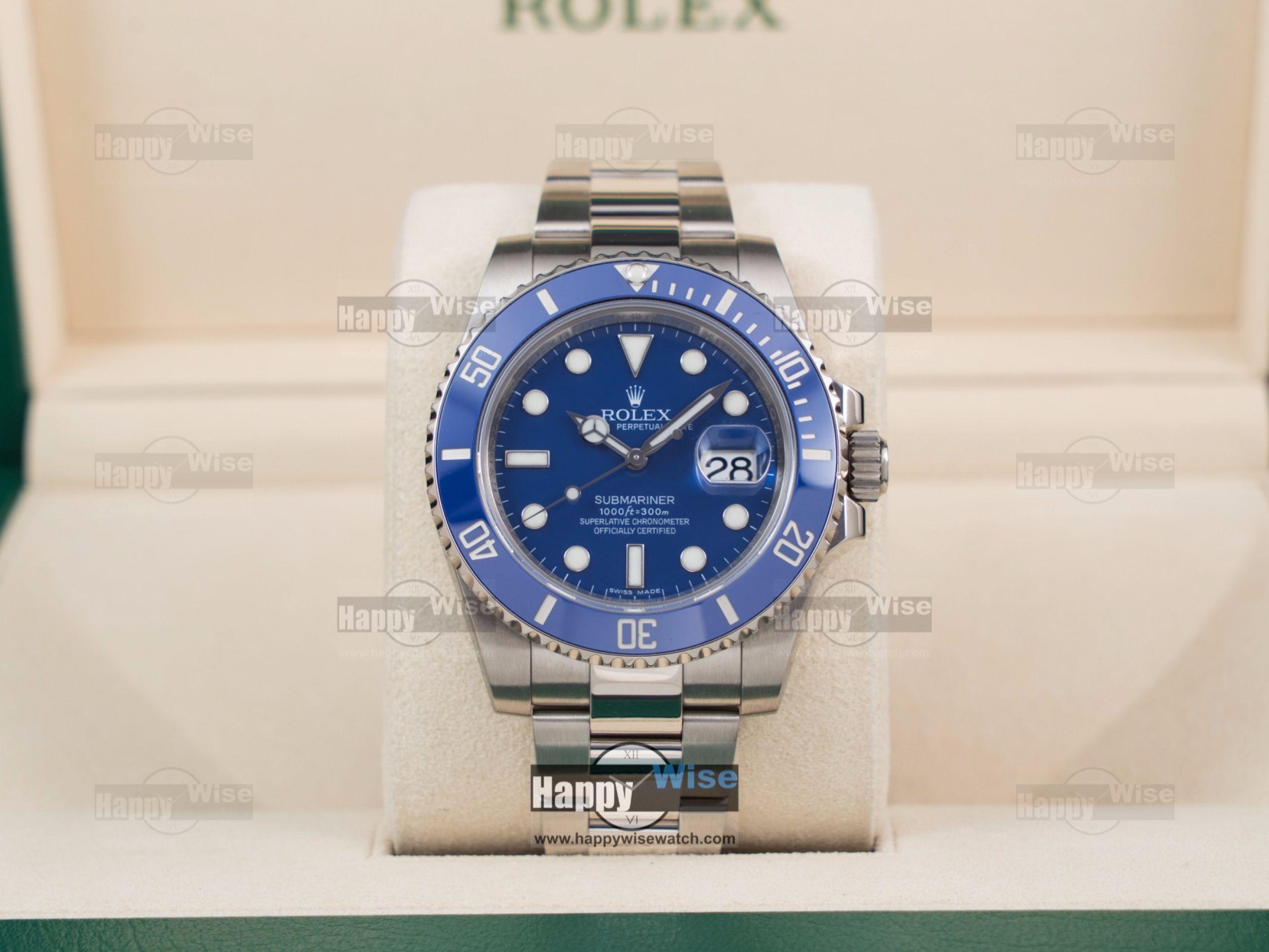 Rolex Submariner  Model: 116619LB
