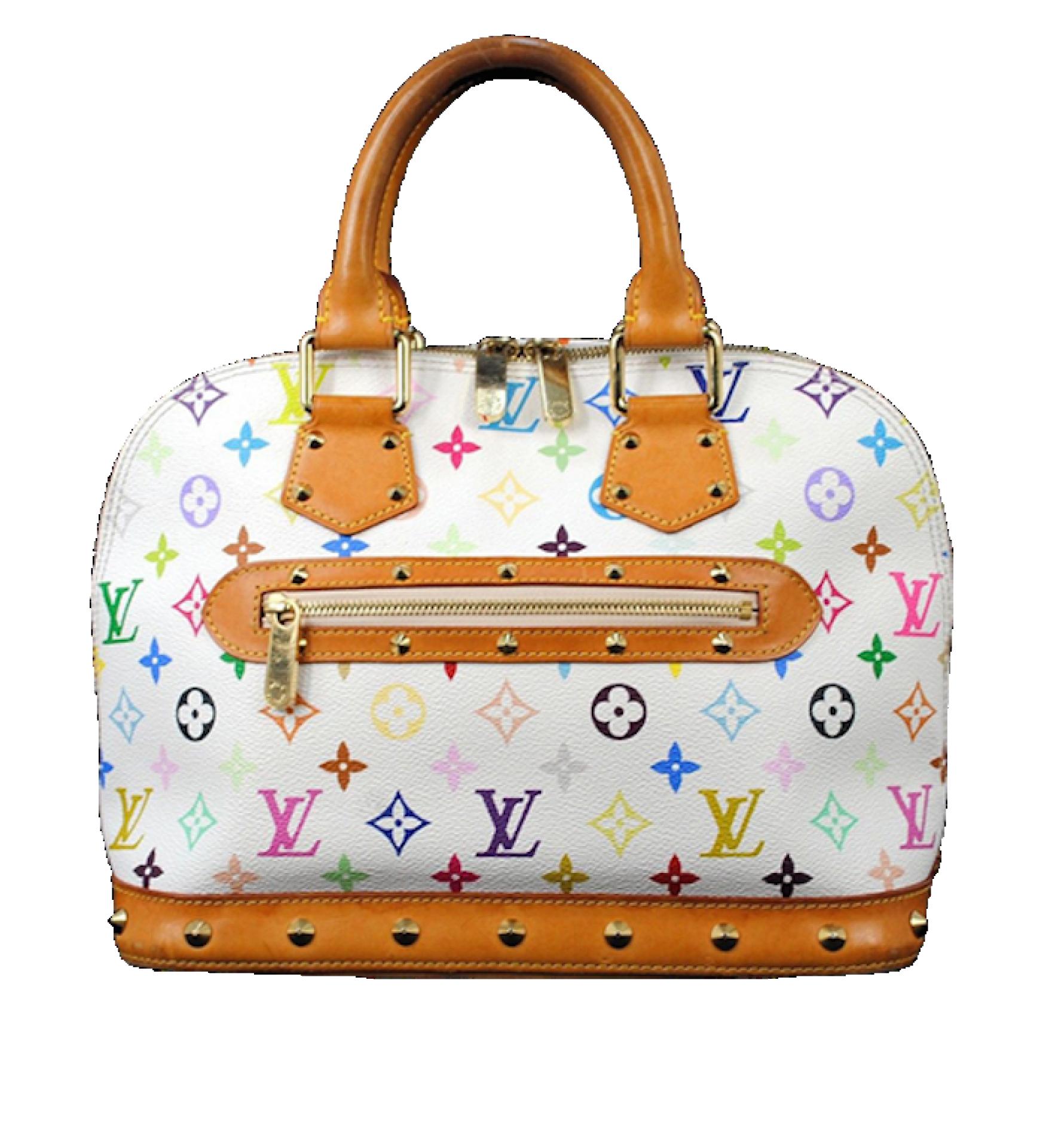 Louis Vuitton Louis Vuitton Alma Multicolored Bag