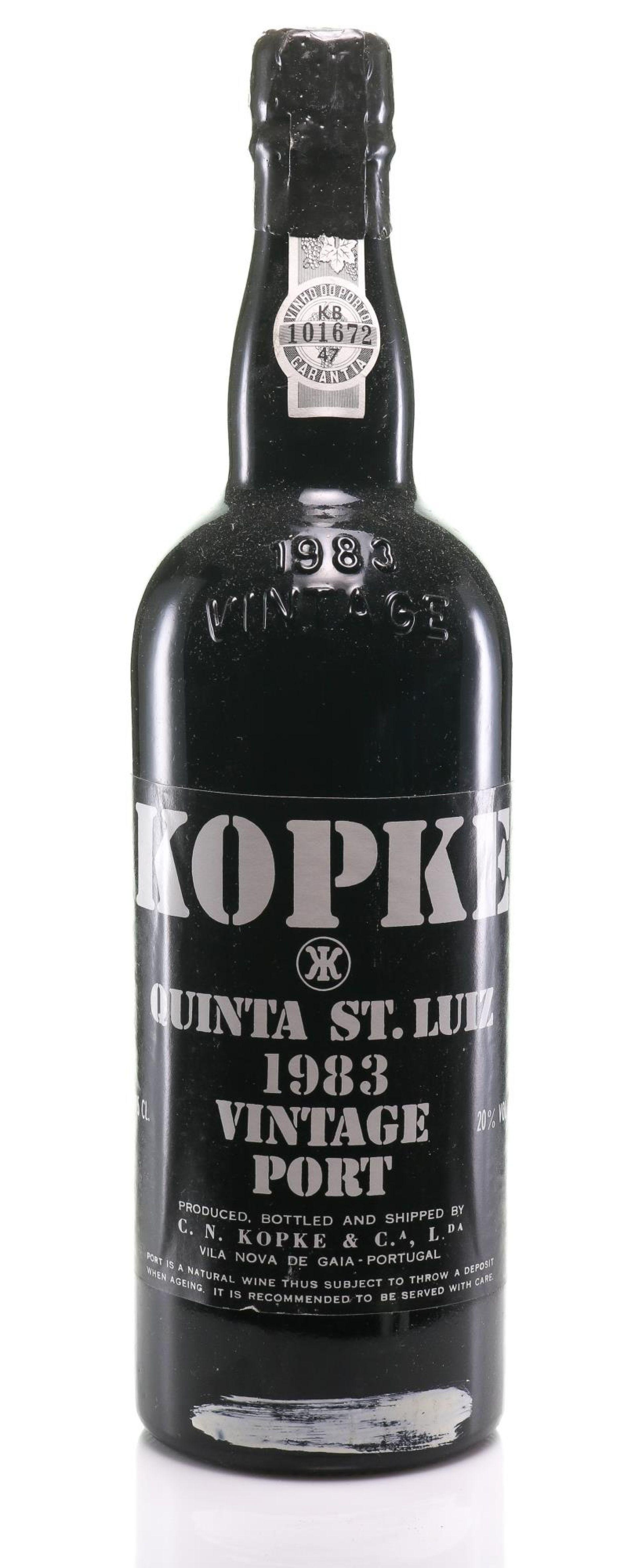 Port 1983 Kopke