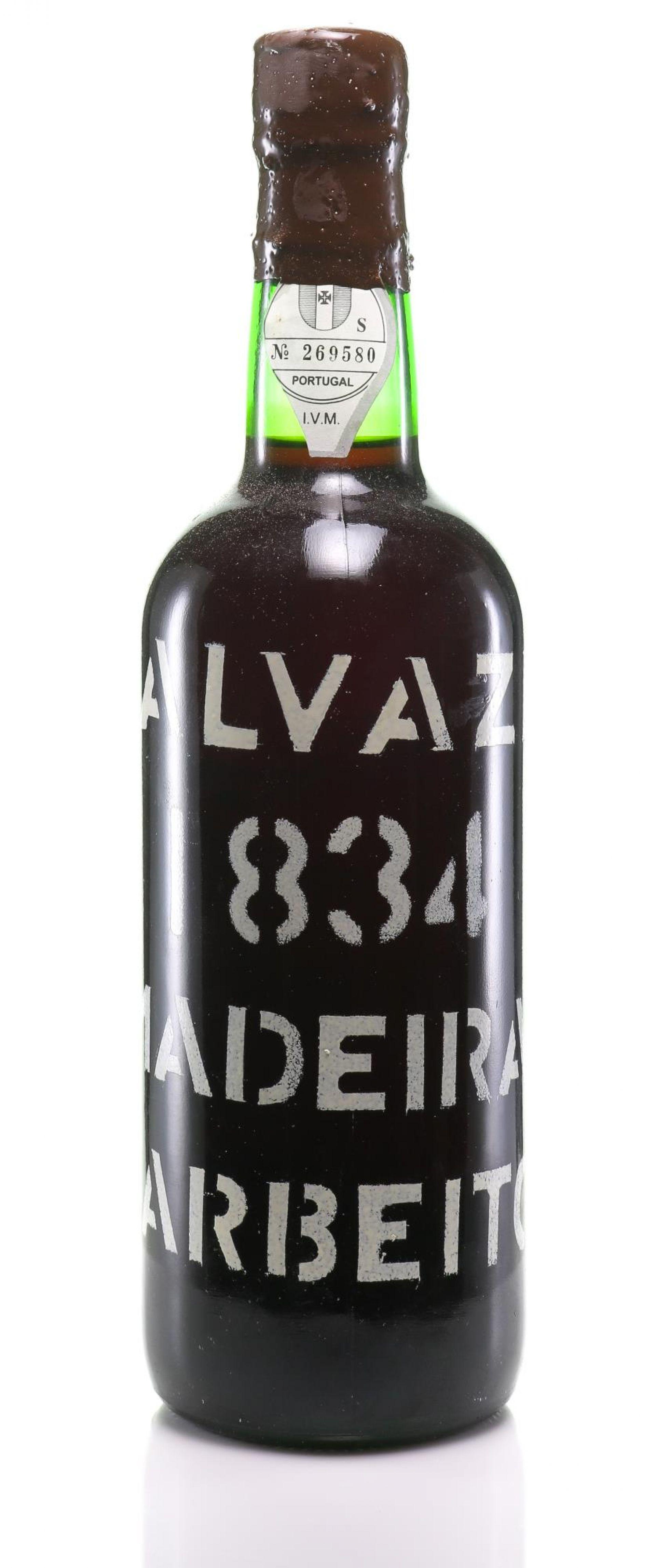Madeira 1834 Barbeito