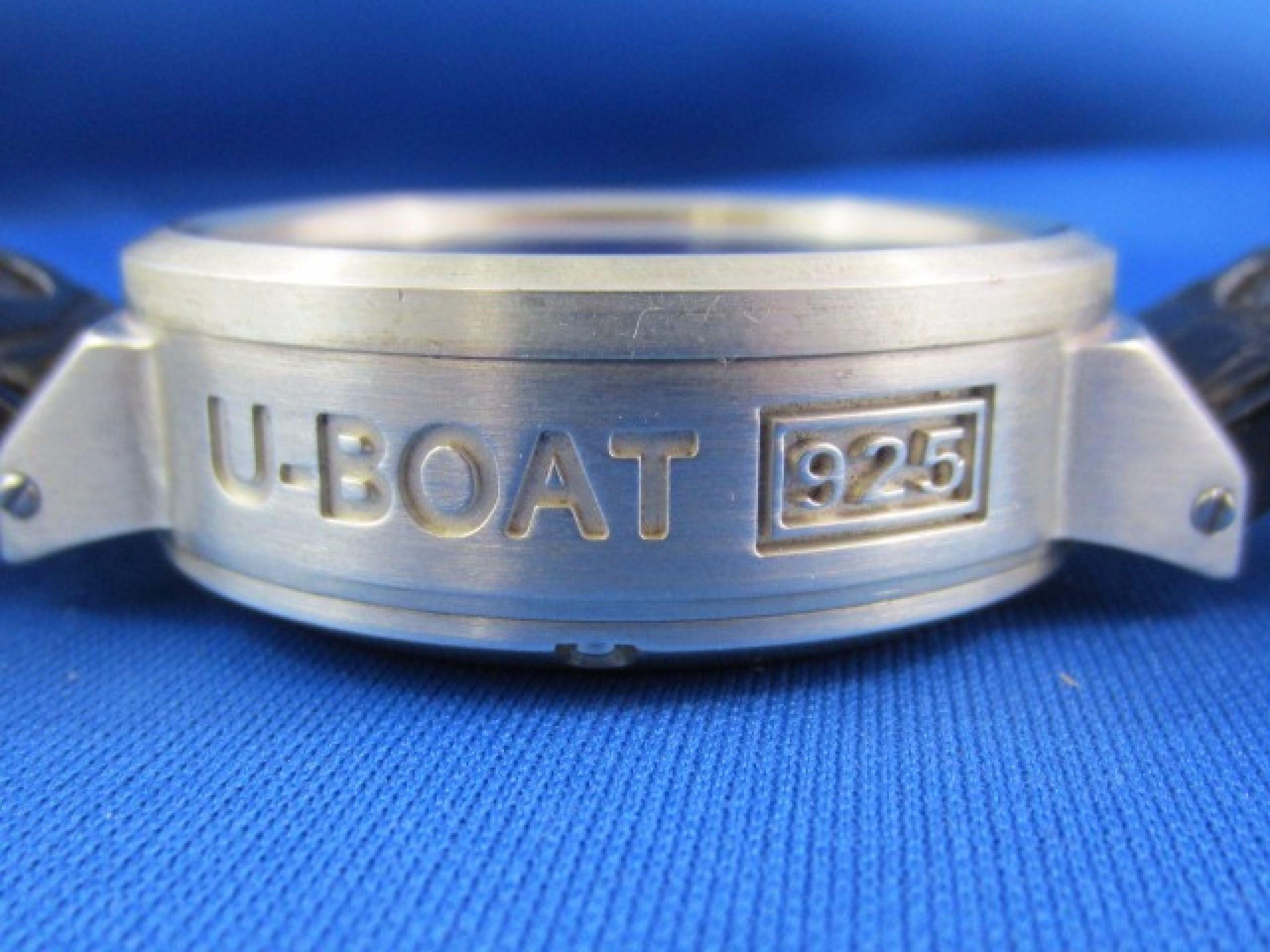 U-BOAT FLIGHTDECK CA 925 1884