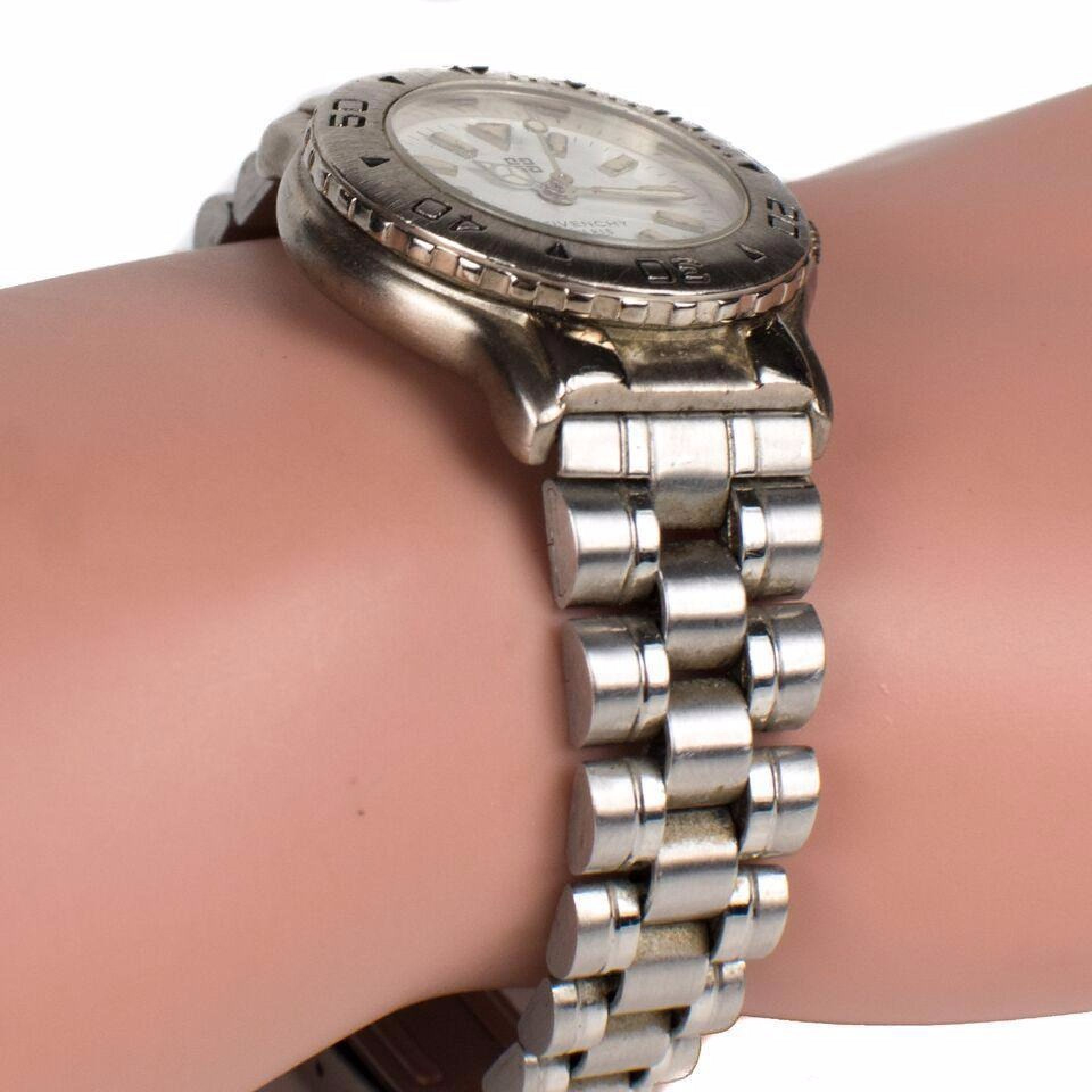 Givenchy -  Womens Stainless Steel Vintage Watch
