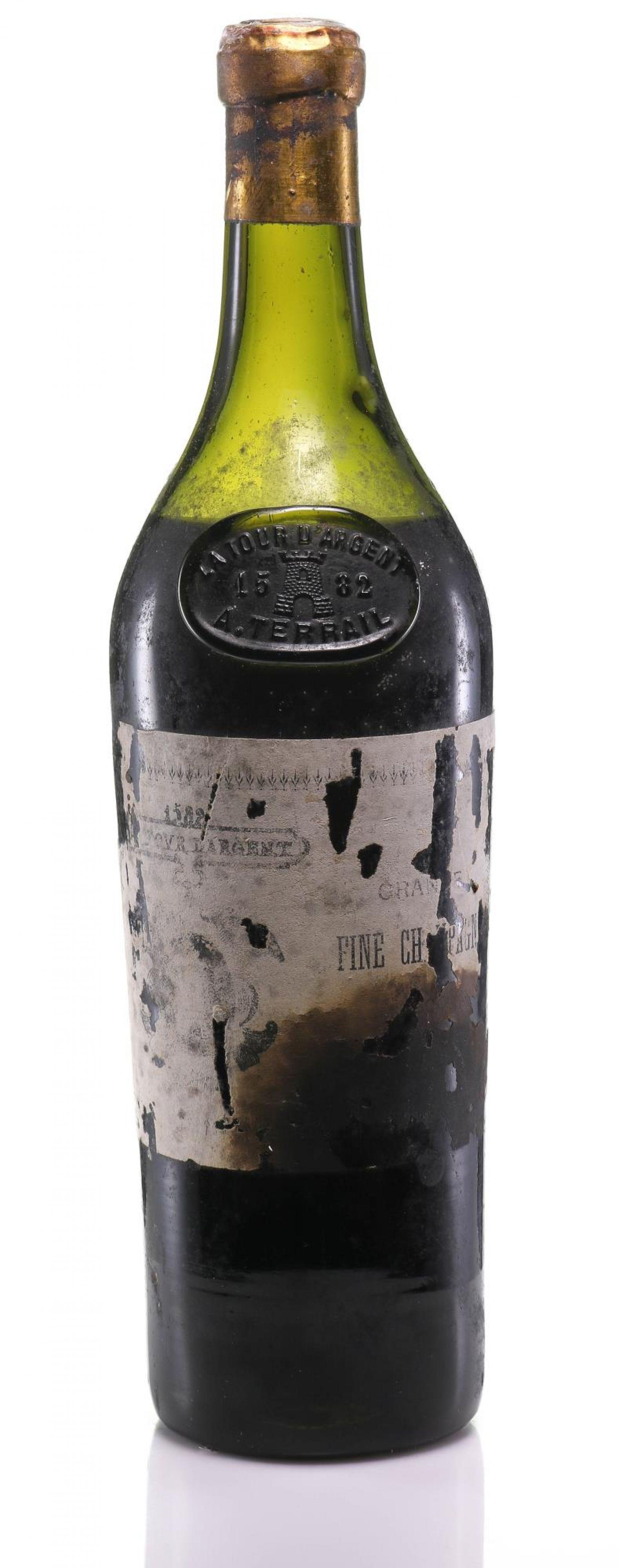 Cognac 1800 La Tour d'Argent