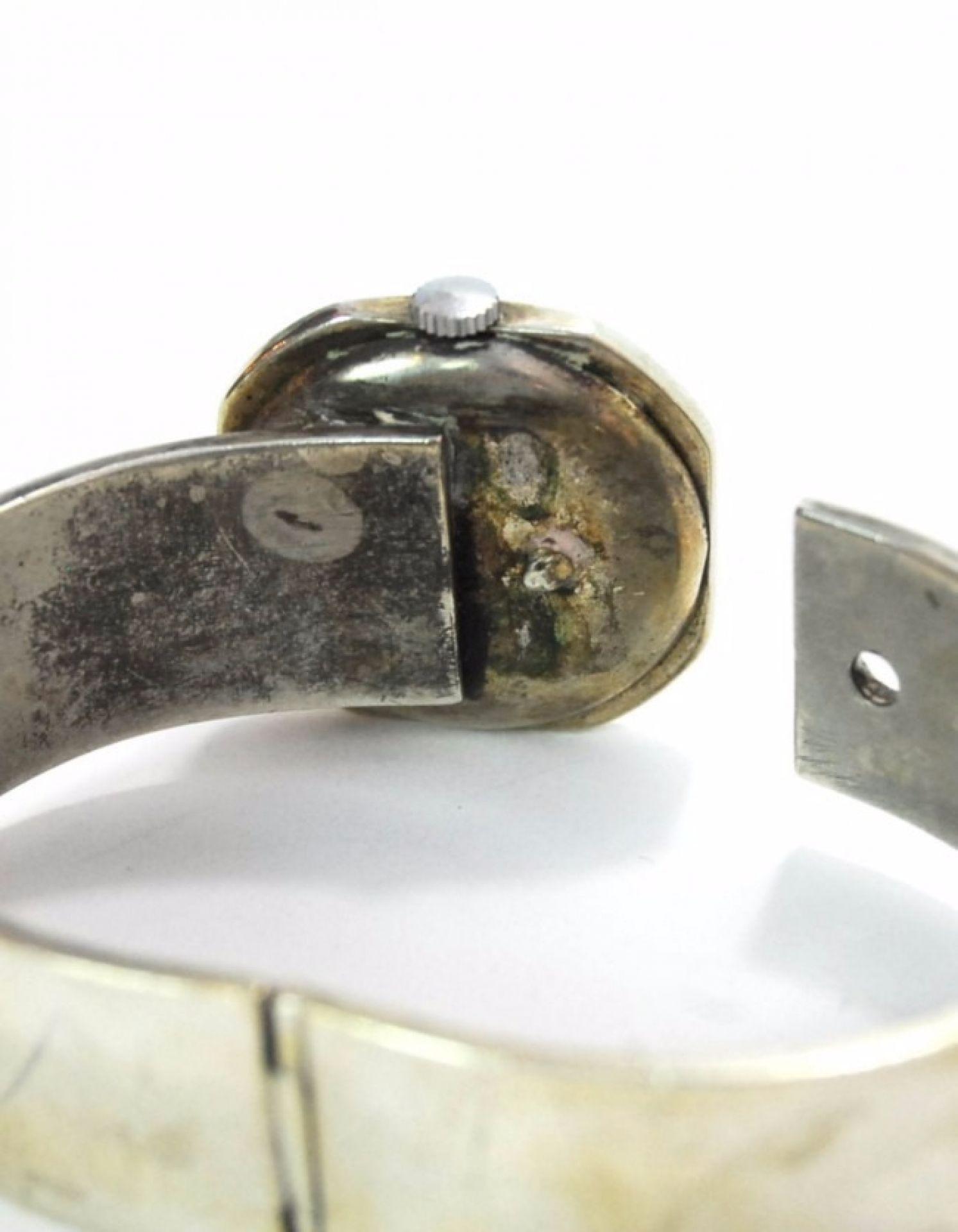 Sterling Vintage Bracelet Watch