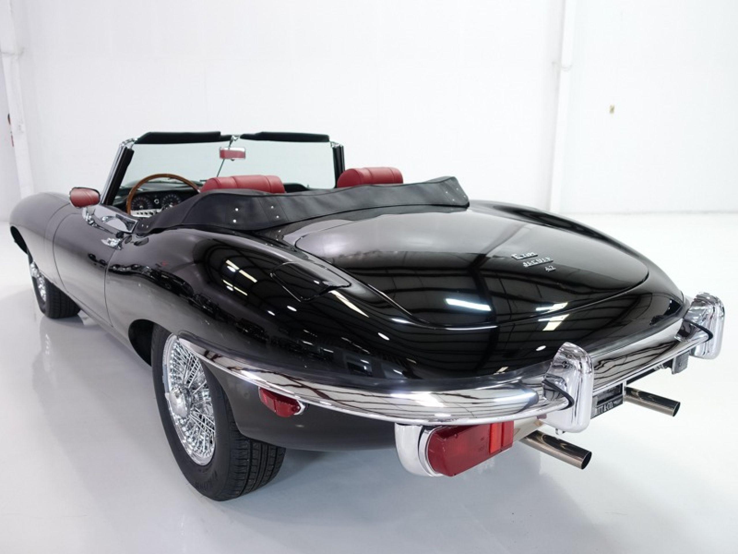 1971 Jaguar E-Type Series II Roadster