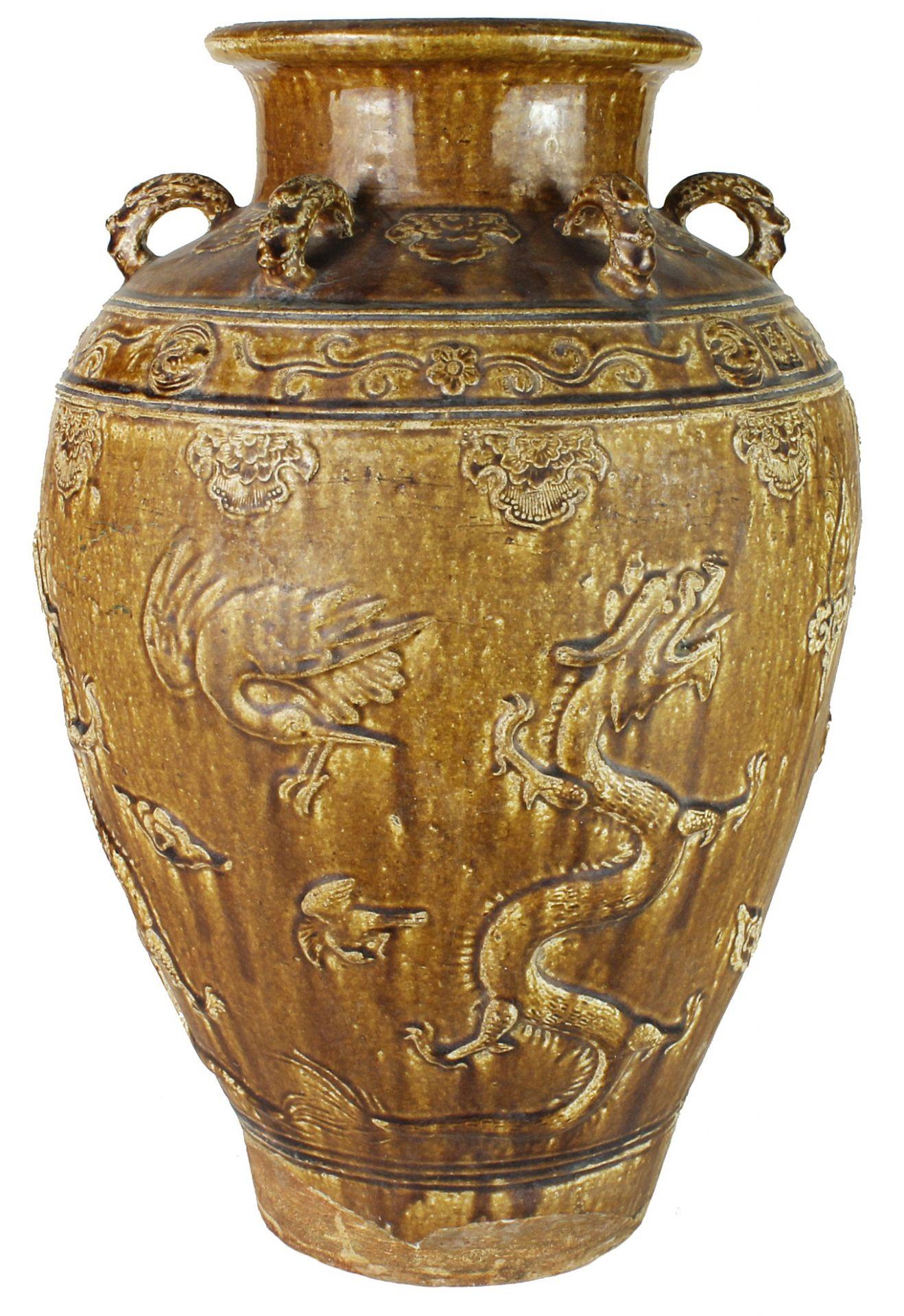 Antique Vietnamese Pot