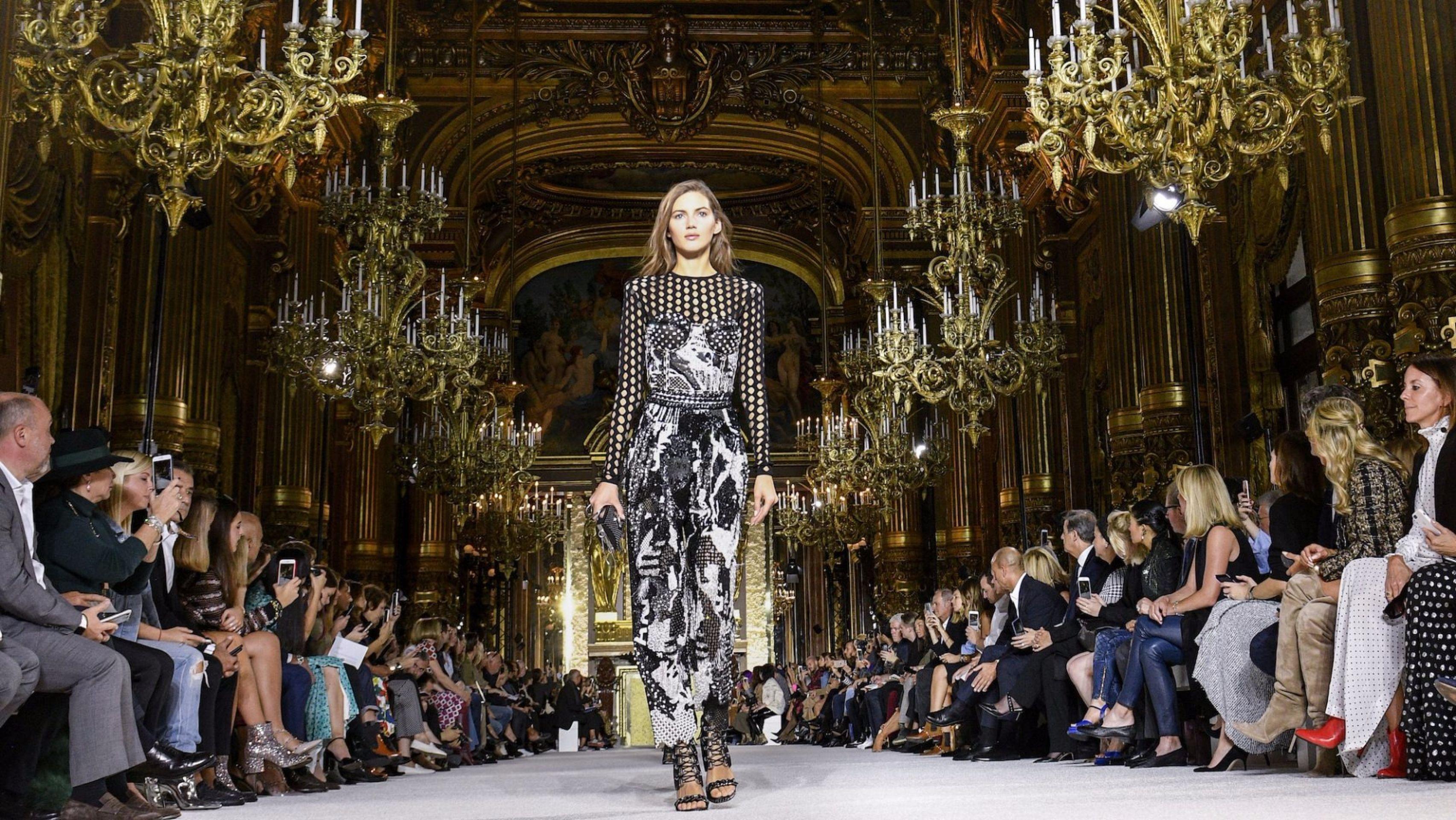 2019 Paris Fashion Week 25th February - 5th March