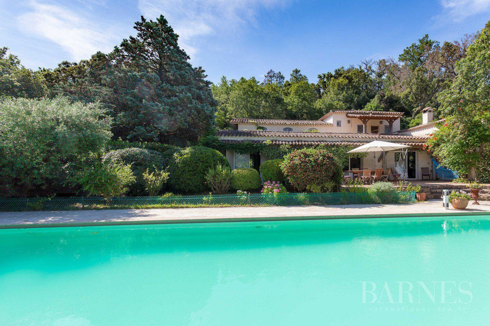 Gulf of Saint-Tropez - Country house in full greenery
