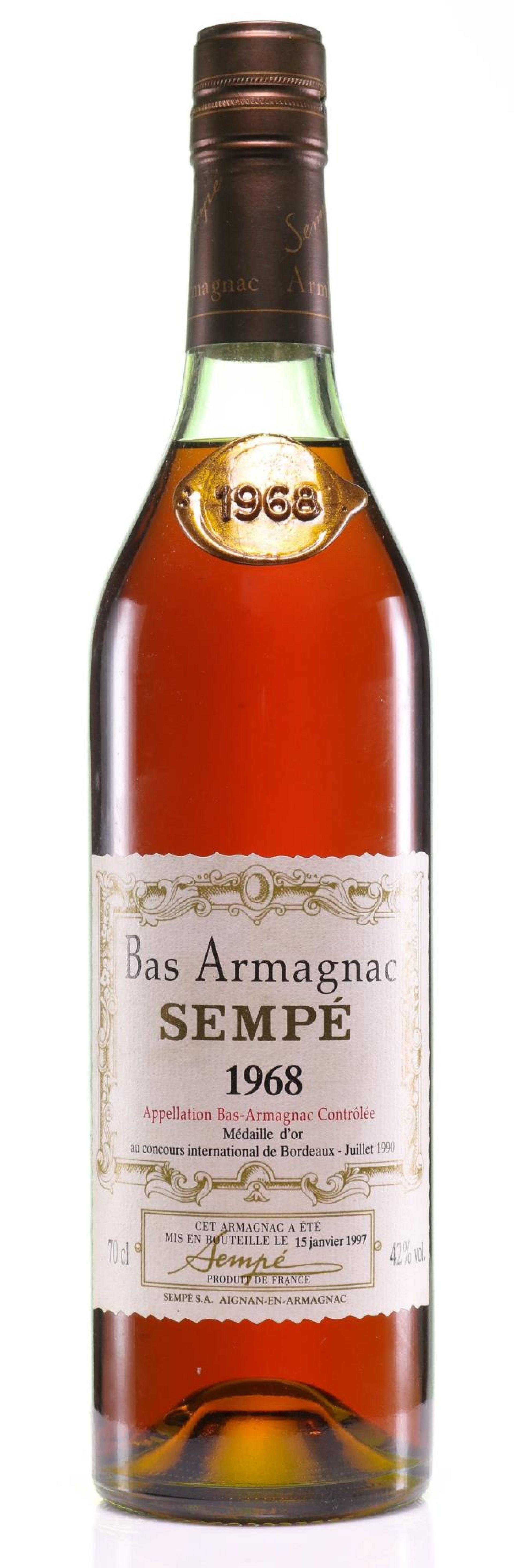 Armagnac 1968 Sempé