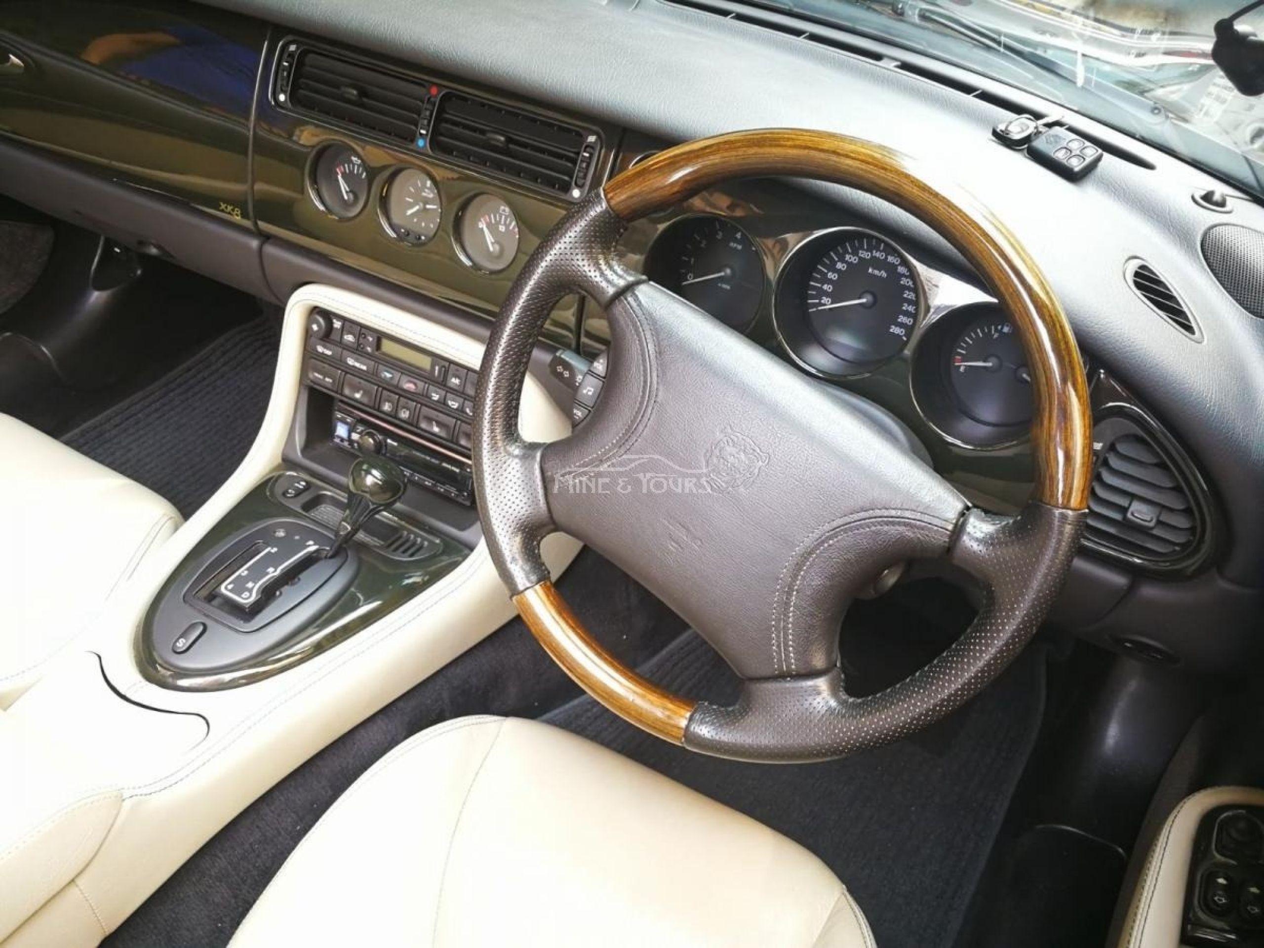 1996 Jaguar XK8 Convertible