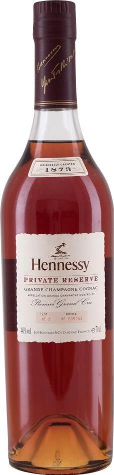 Cognac 1873 Hennessy & Cie