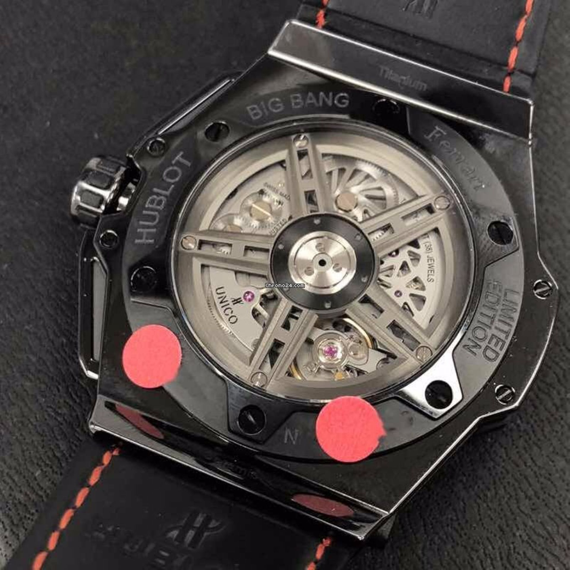 Hengbao Big Bang Ceramics Silver Automatic