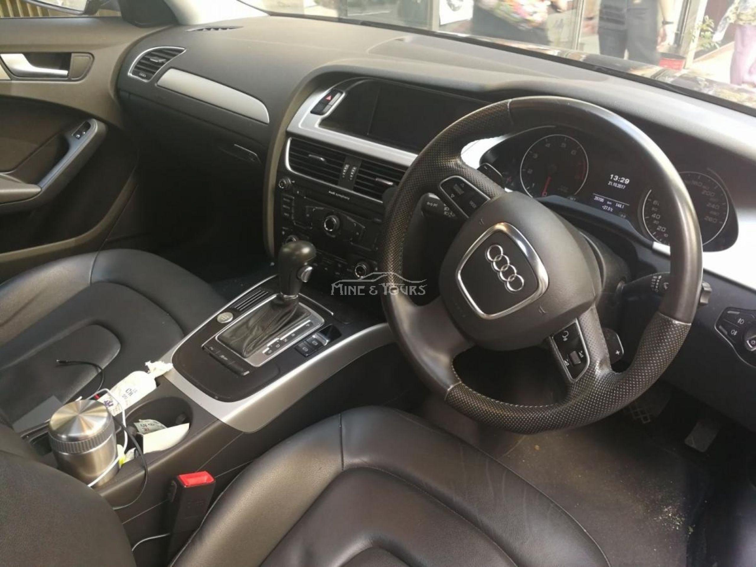 2011 Audi A4 2.0 TFSI Multitronic