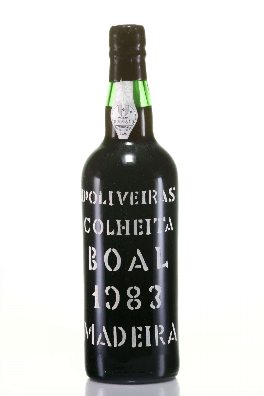Madeira 1983 D'Oliveiras Boal
