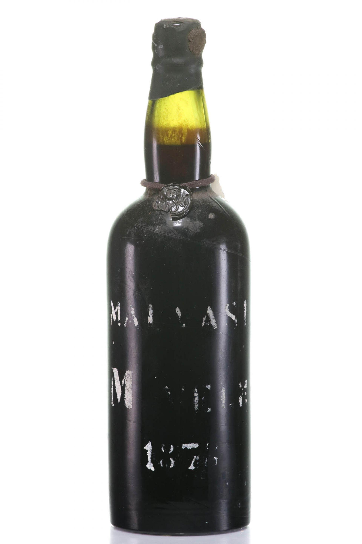 Madeira 1878 D'Oliveiras Malvasia