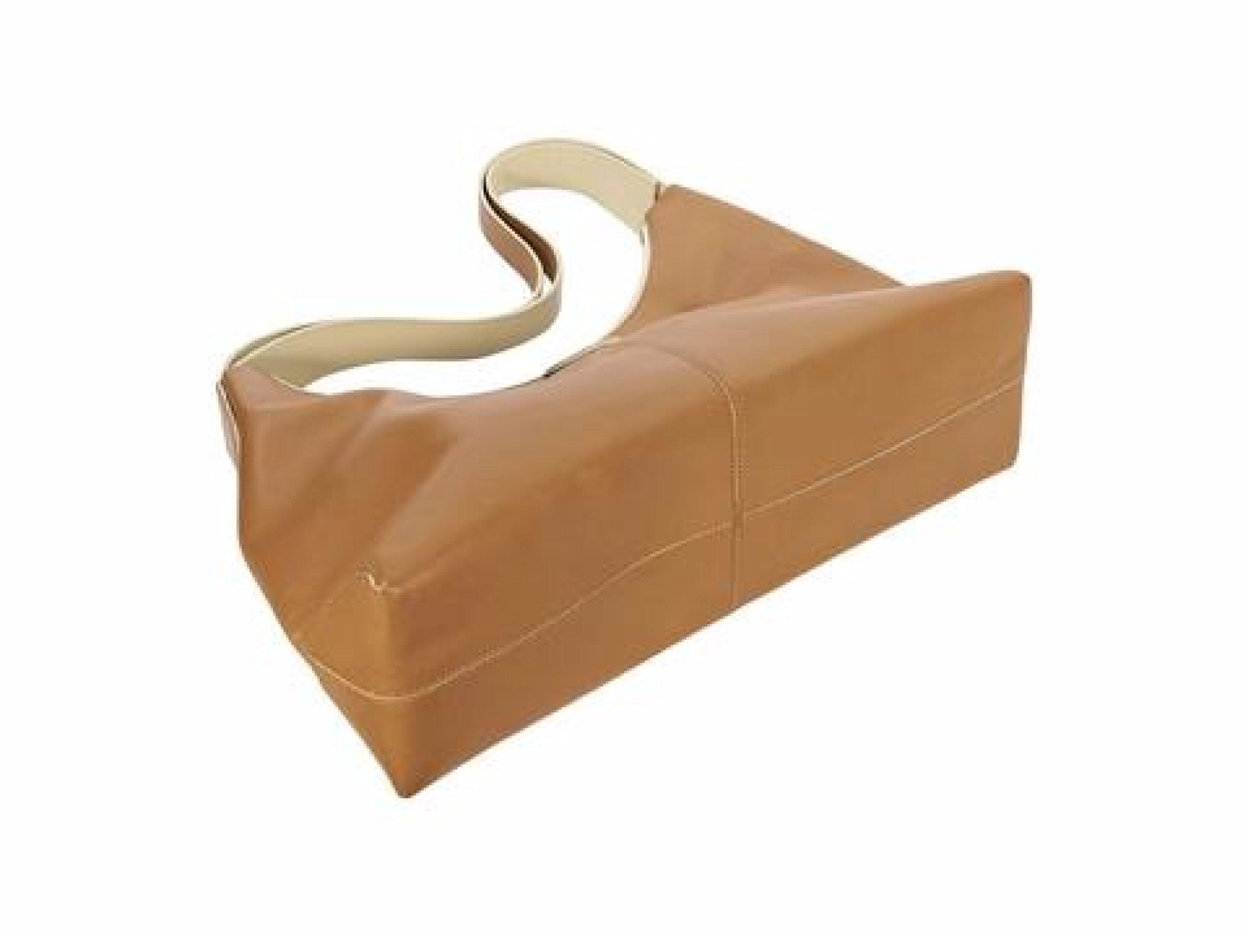 Brown Tod's Leather Shoulder Bag