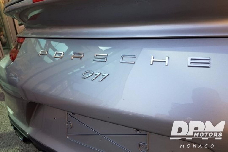 PORSCHE - 991 TURBO S PDK CAB 580 HP