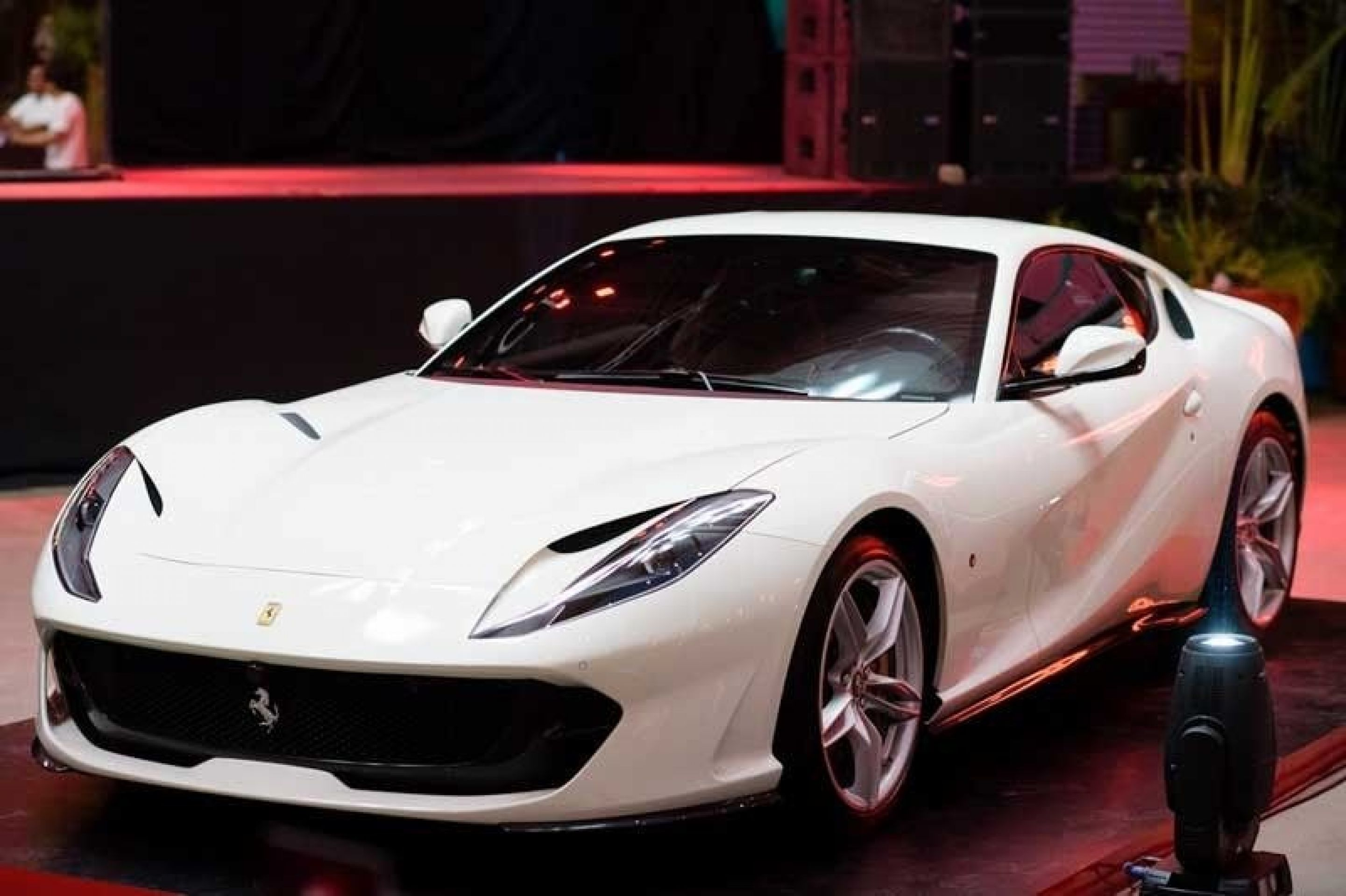 Ferrari 812 Superfast (LHD) 2018 Brand New Unit