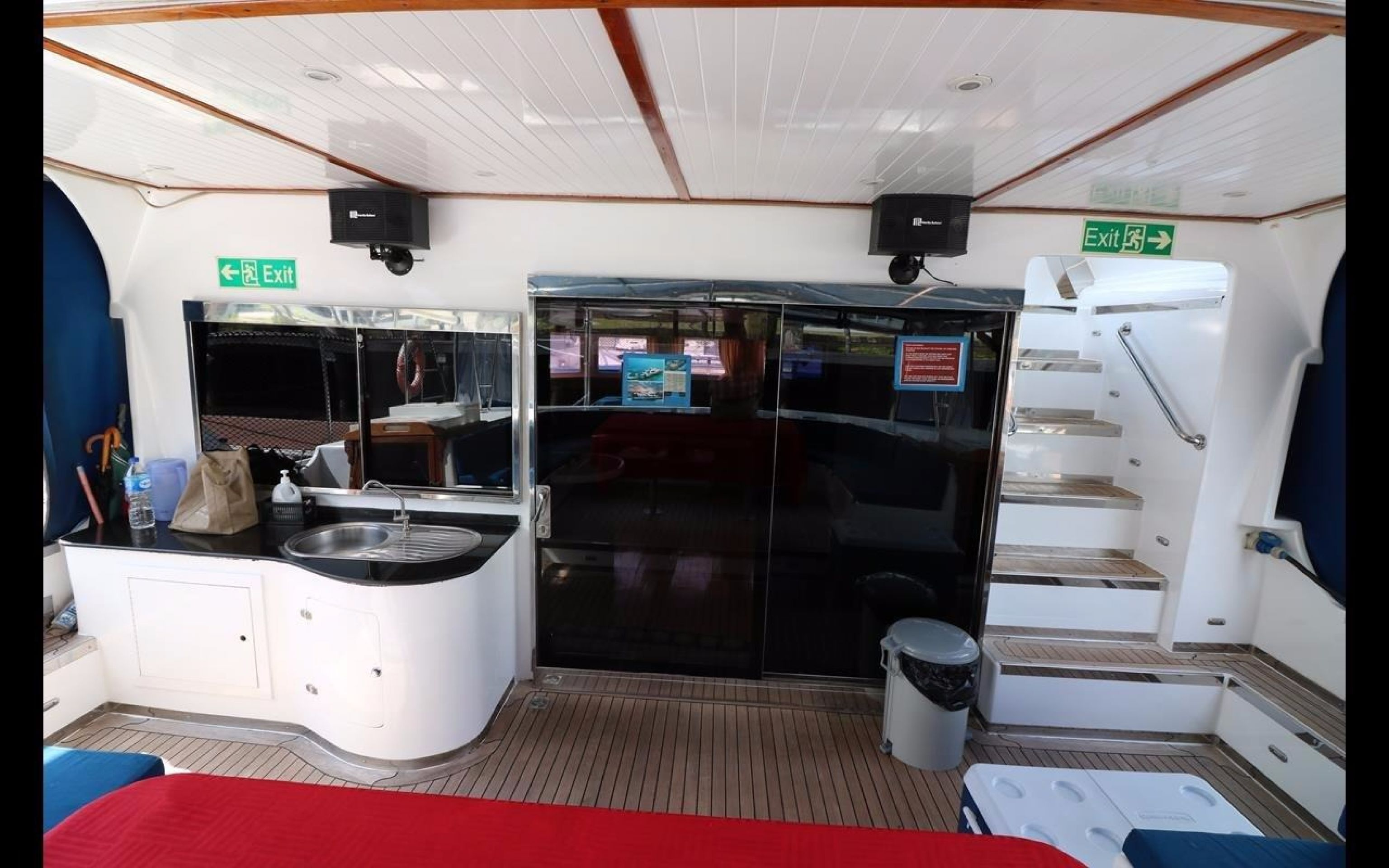 RB50 POWER CATAMARAN