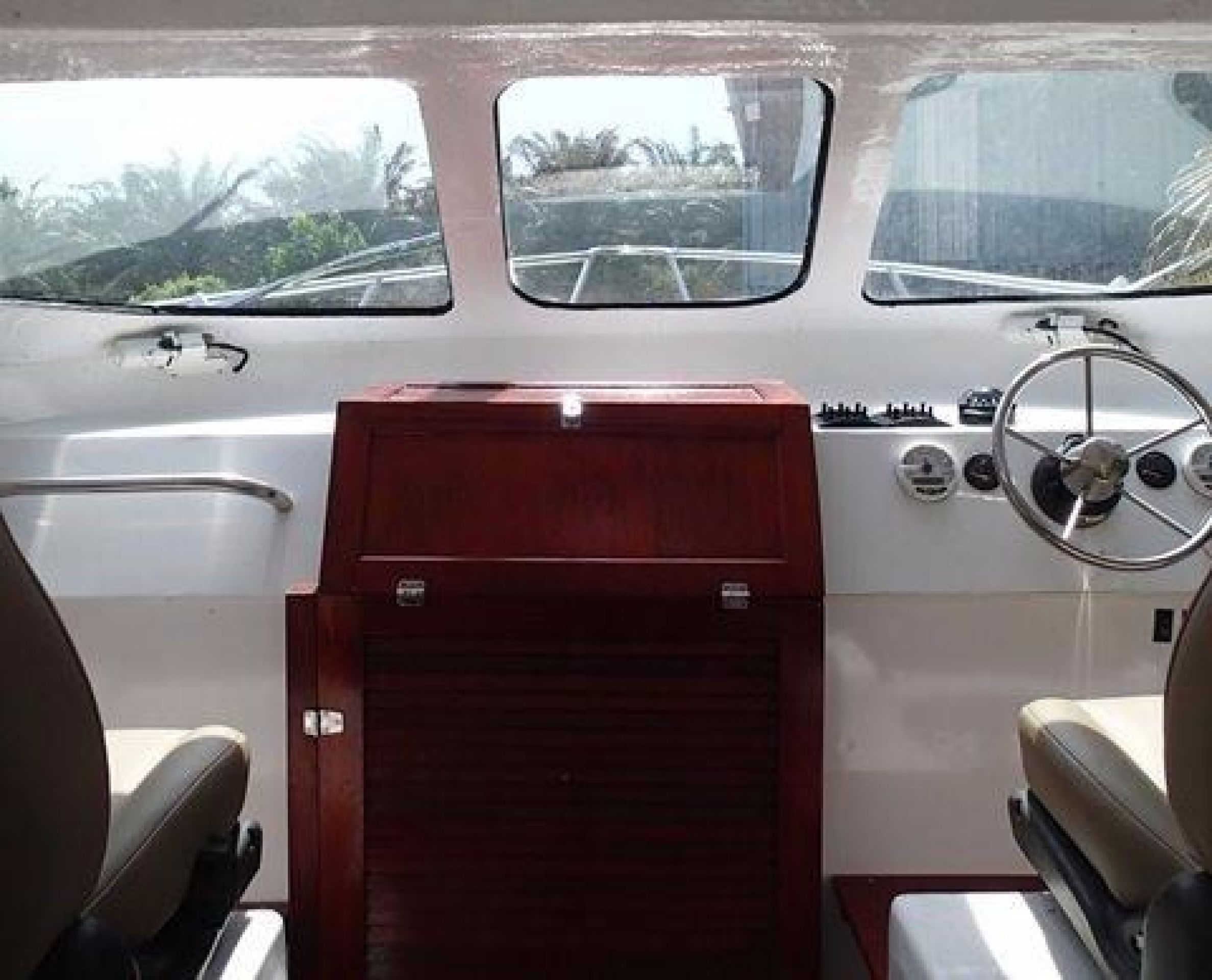 CUSTOM BUILD YP32 GREEN DRAGON HALF CABIN