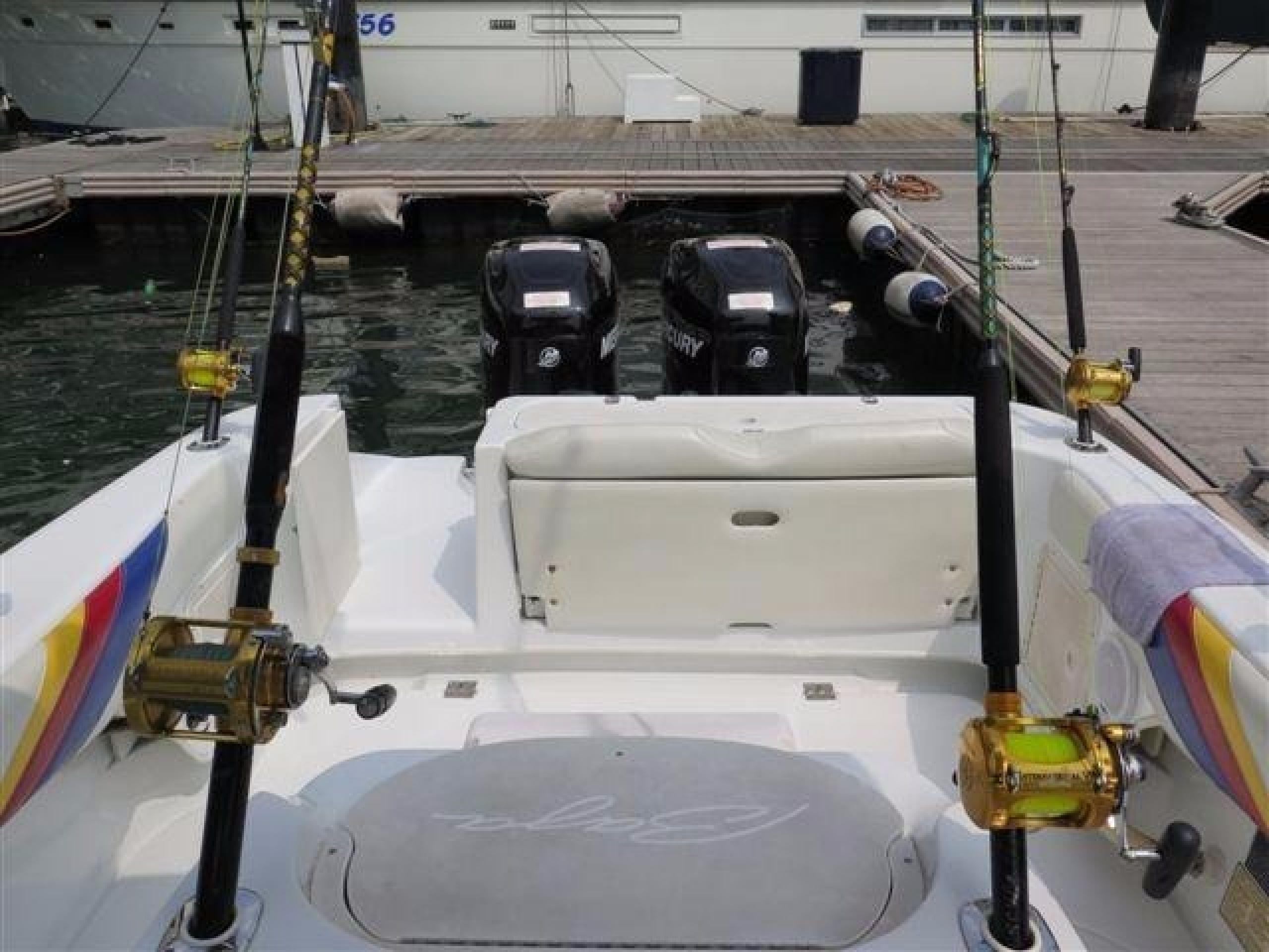BAJA 340 ISLANDER OUTBOARD