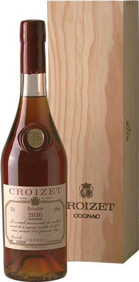 Cognac 1936 Croizet B. Léon