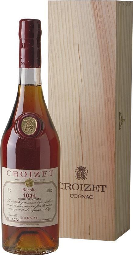 Cognac 1944 Croizet B. Léon