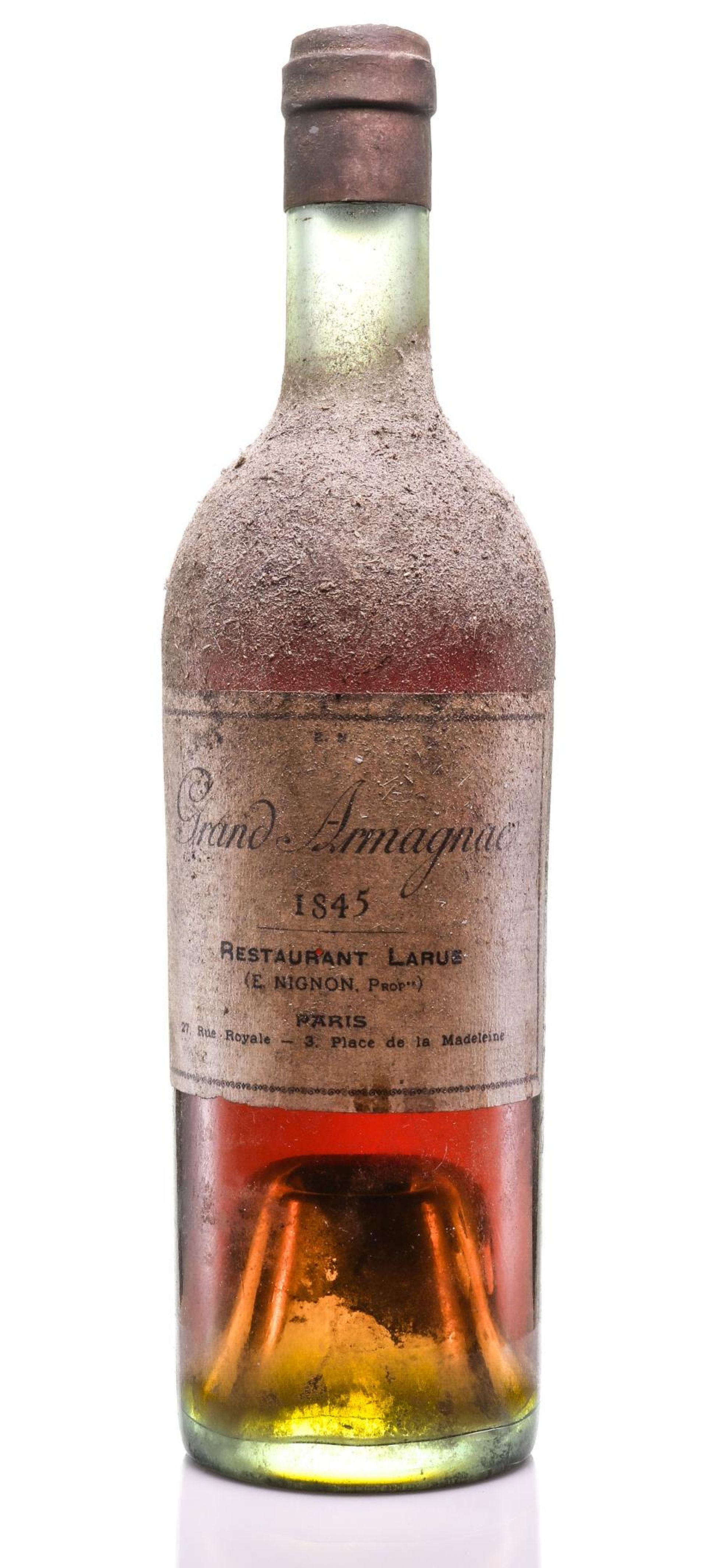 Armagnac 1845 Restaurant Larue