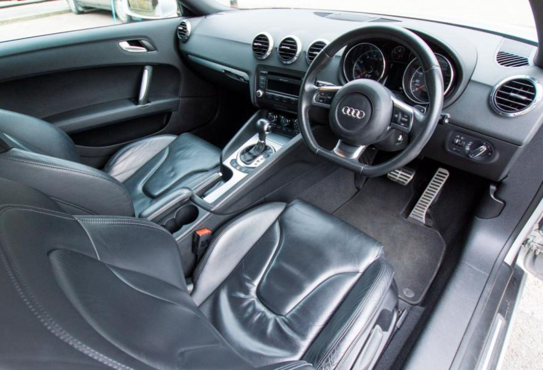 AUDI TT TFSI COUPE AUTO (RHD)