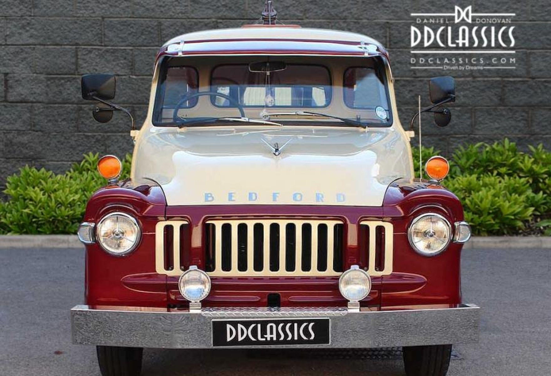 BEDFORD J-TYPE RECOVERY TRUCK RHD