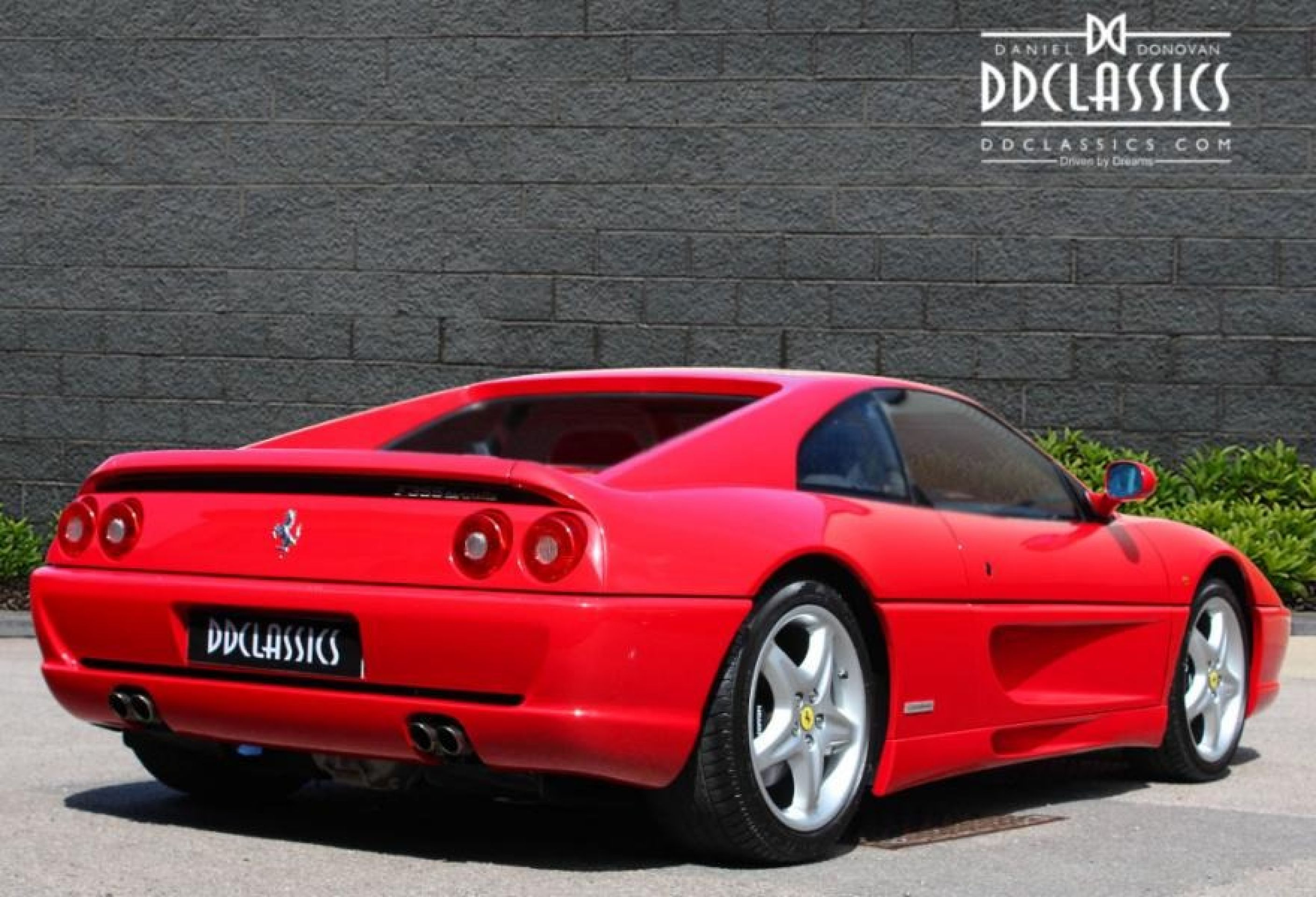 F355 GTB MANUAL 2.7 MOTRONIC NON AIRBAG