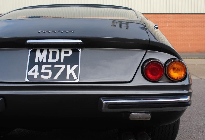 FERRARI 365 GTB/4 DAYTONA RHD