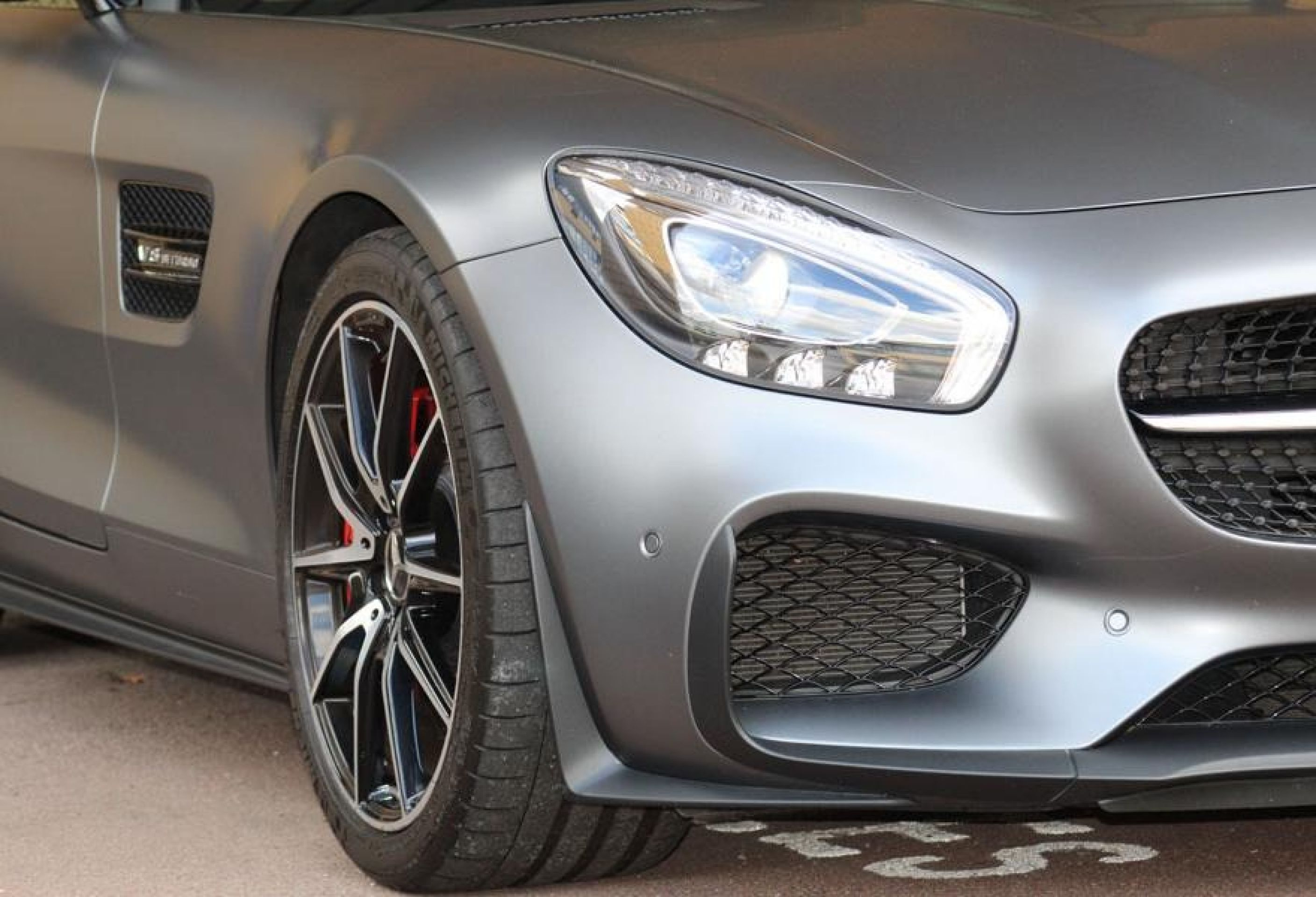 MERCEDES-BENZ AMG GTS EDITION 1 RHD