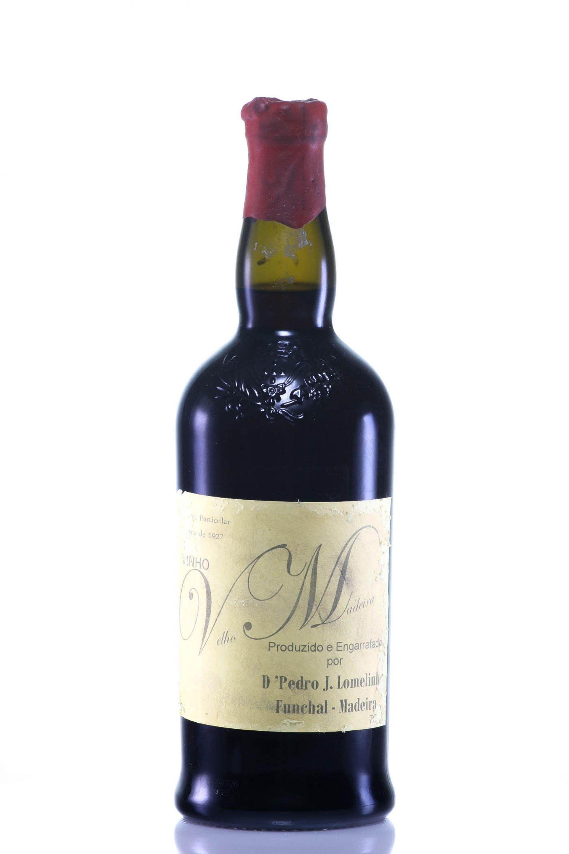 Madeira 1927 Lomelino