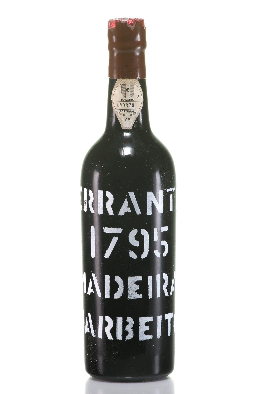 Madeira 1795 Barbeito