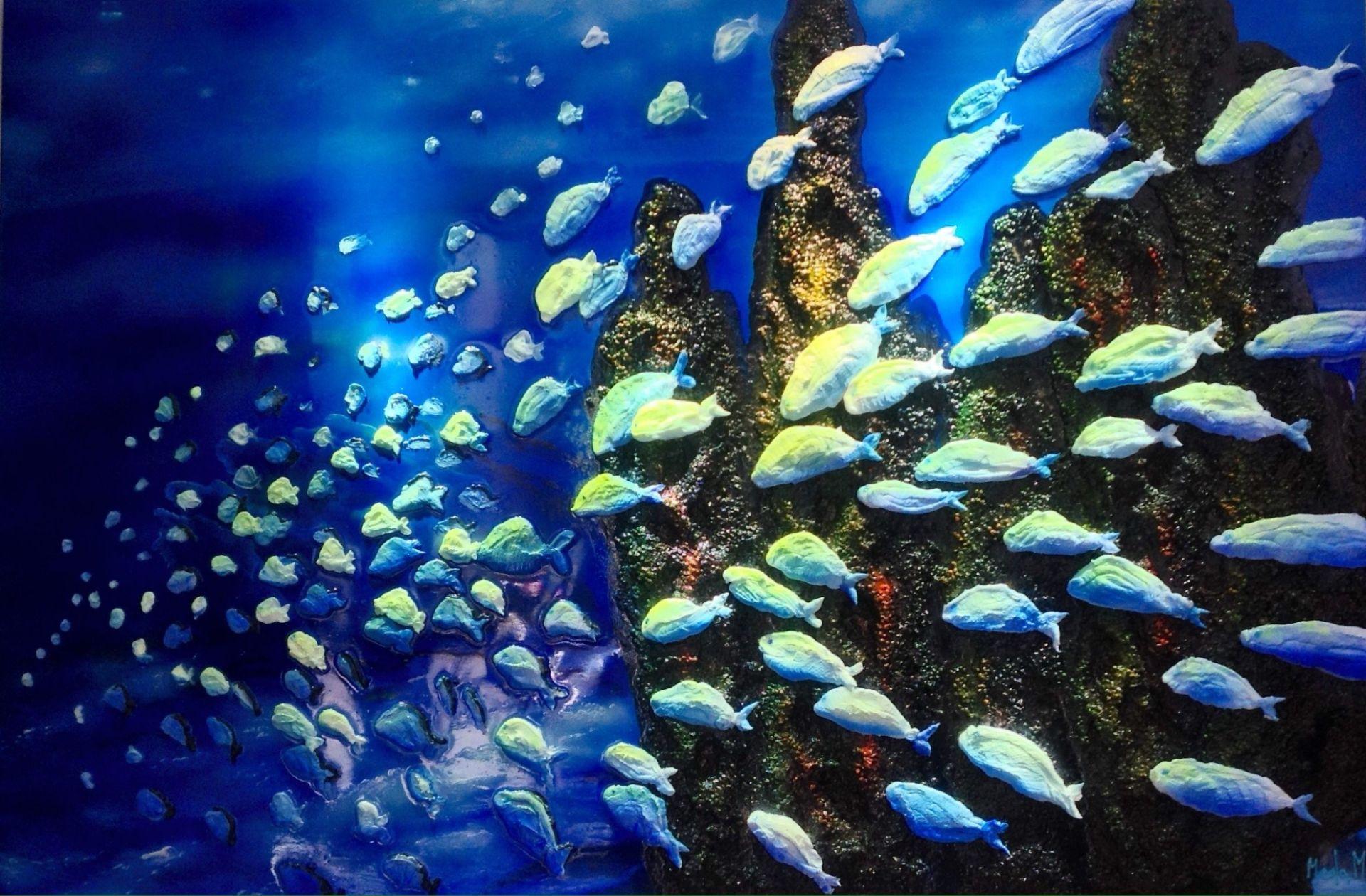 Massimo Meda (Mexico's Fish, cm200x120)