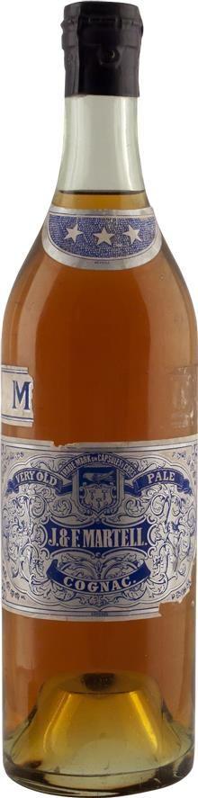Cognac 1930 Martell J & F.