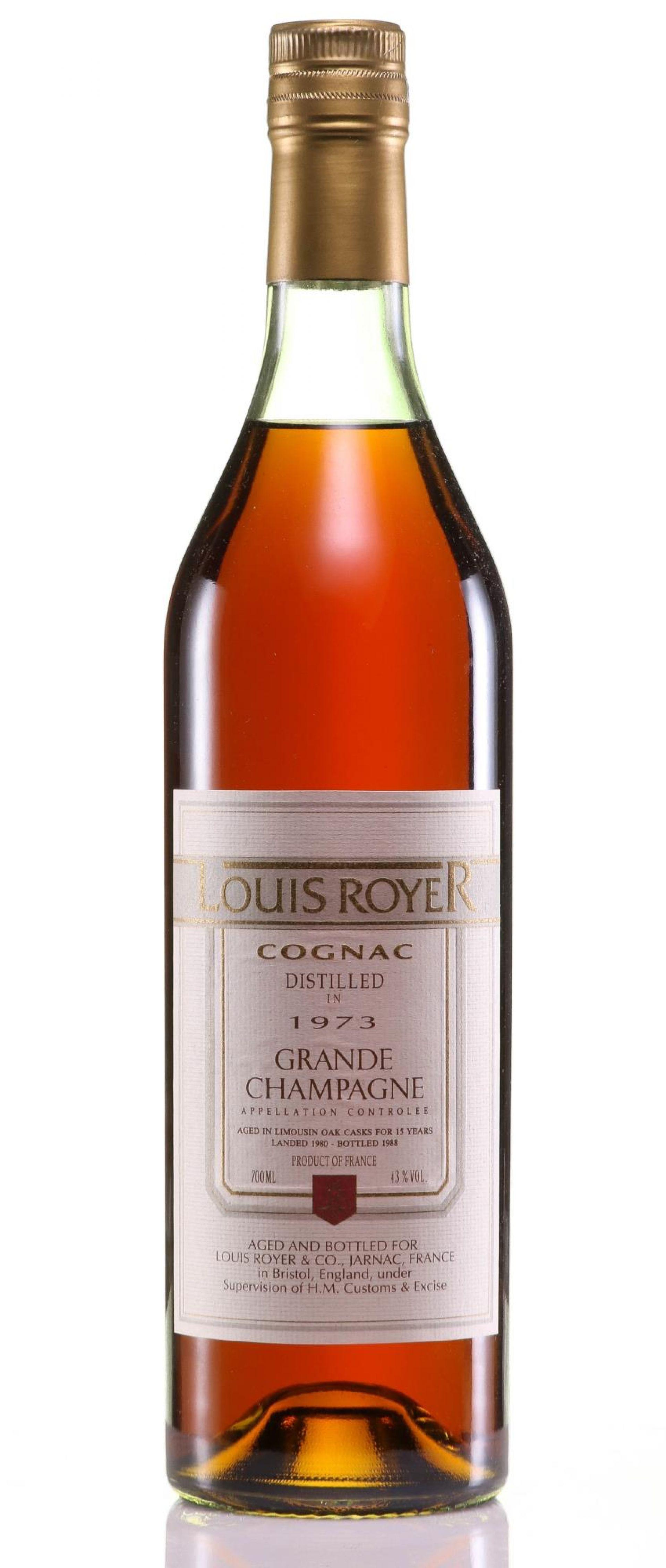 Cognac 1973 Louis Royer