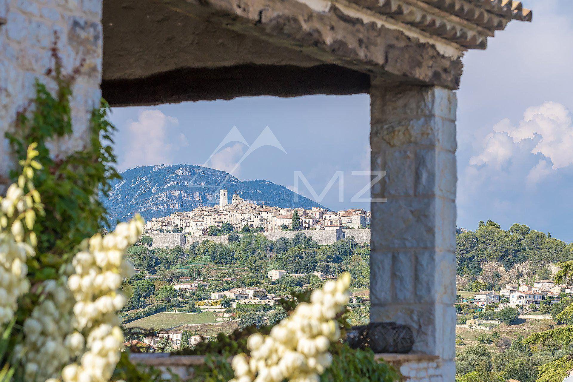 Close to Saint-Paul de Vence - Charming provencal style Villa