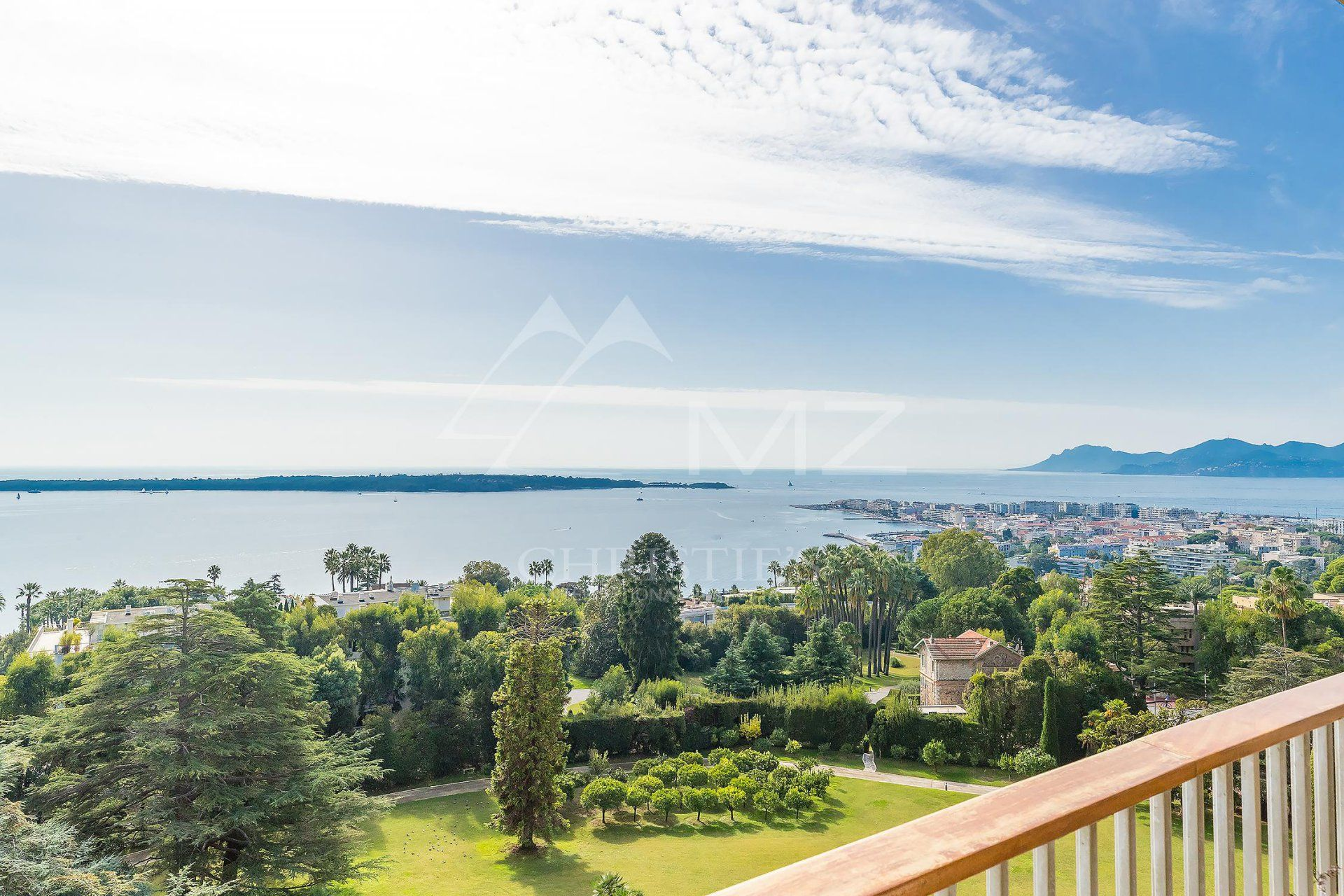 Cannes - Californie - Apartment with sea view