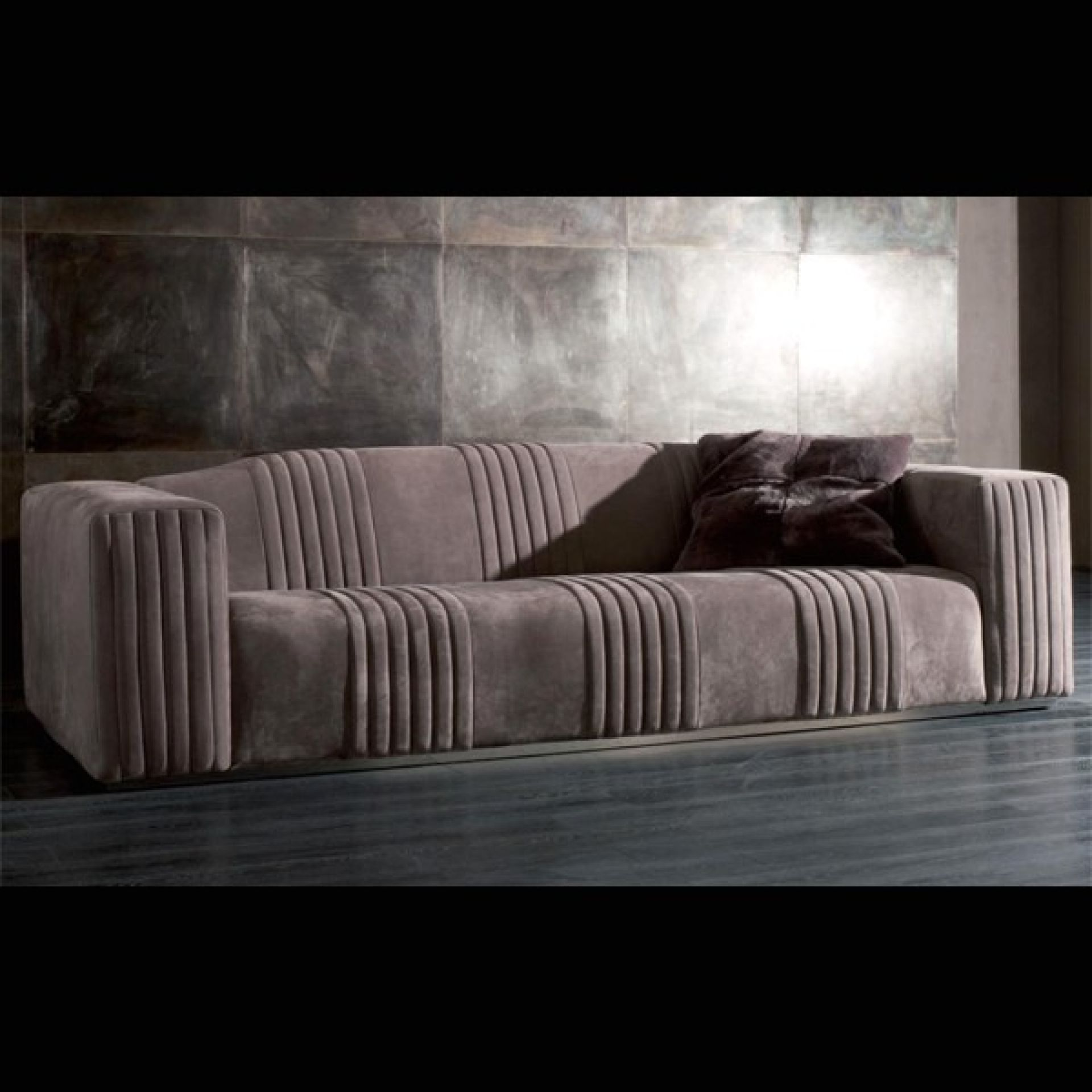 3-4 SEATER SOFA UPHOLSTERED WITH FABRIC CAT B 150-CADILLAC
