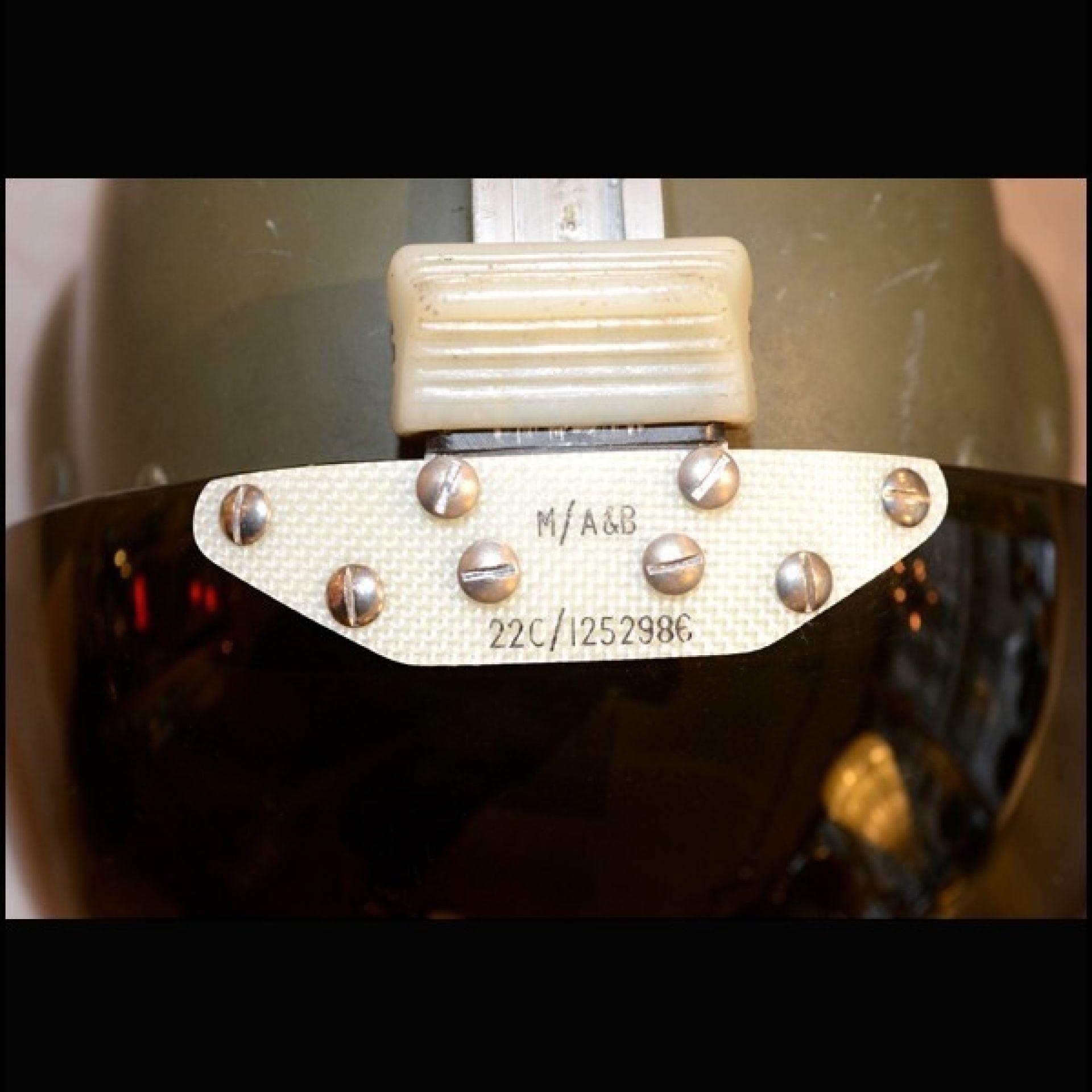 ROYAL AIR FORCE FIGHTER PLANE PILOT HELMET 1950 SINGLE PIECE PC-ROYAL AIR FORCE