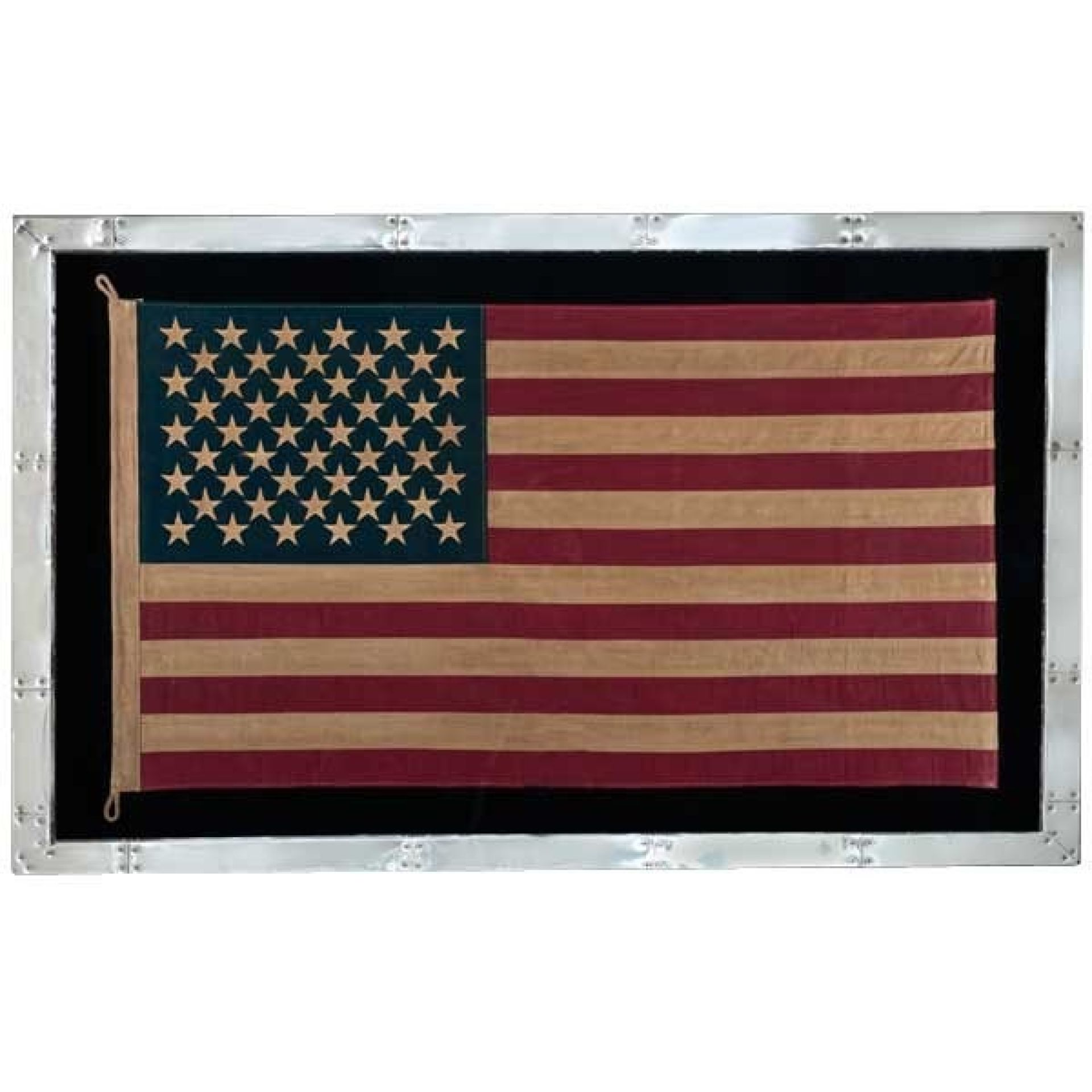 FLAG UNDER FRAME 22-USA-SPITFIRE