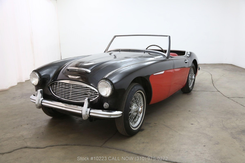 1958 Austin-Healey 100-6 BN4